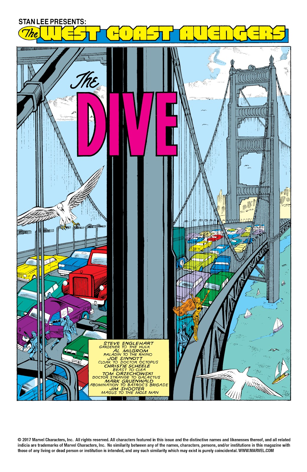 West Coast Avengers (1985) 16 Page 2