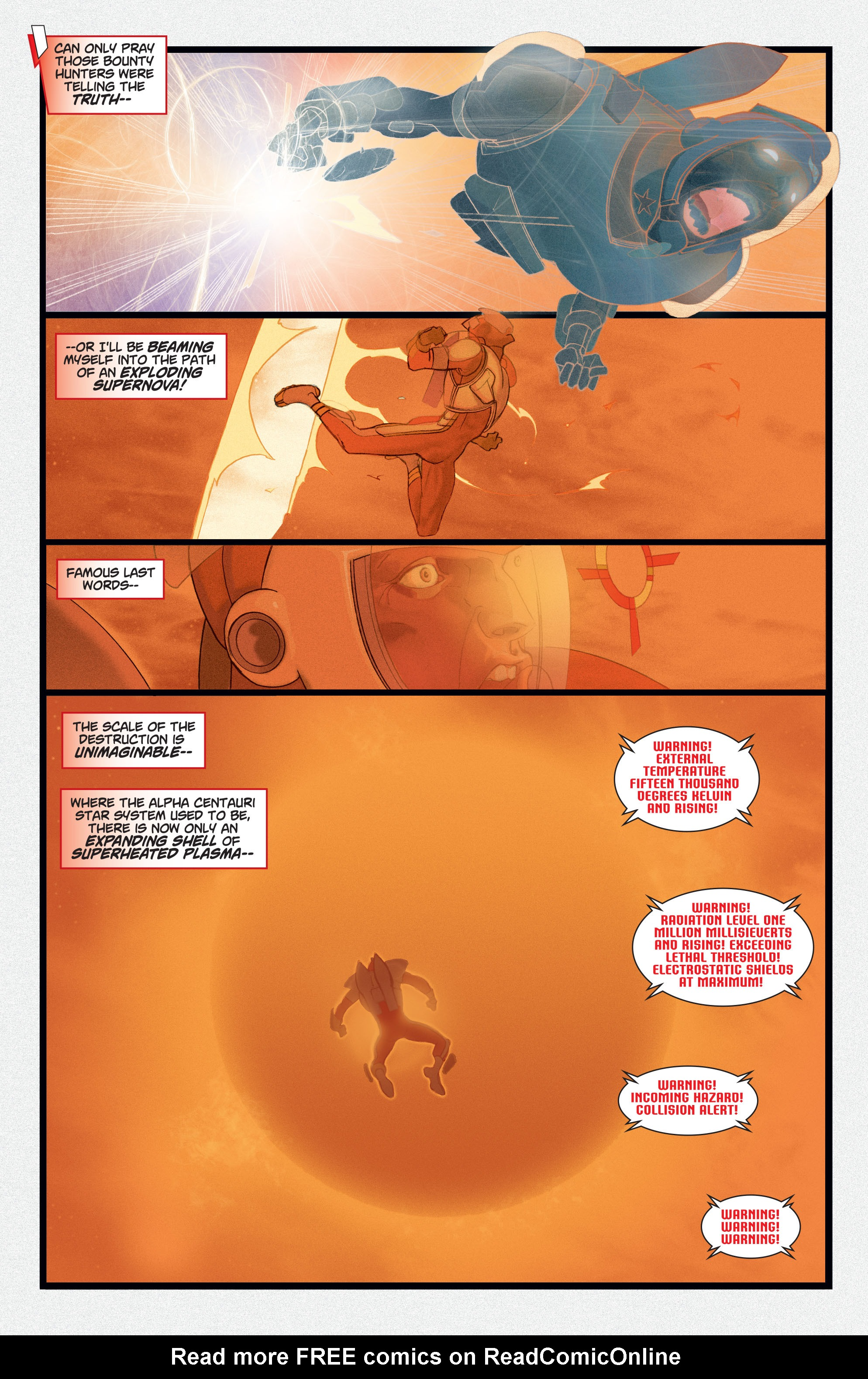 Read online Adam Strange (2004) comic -  Issue #2 - 19