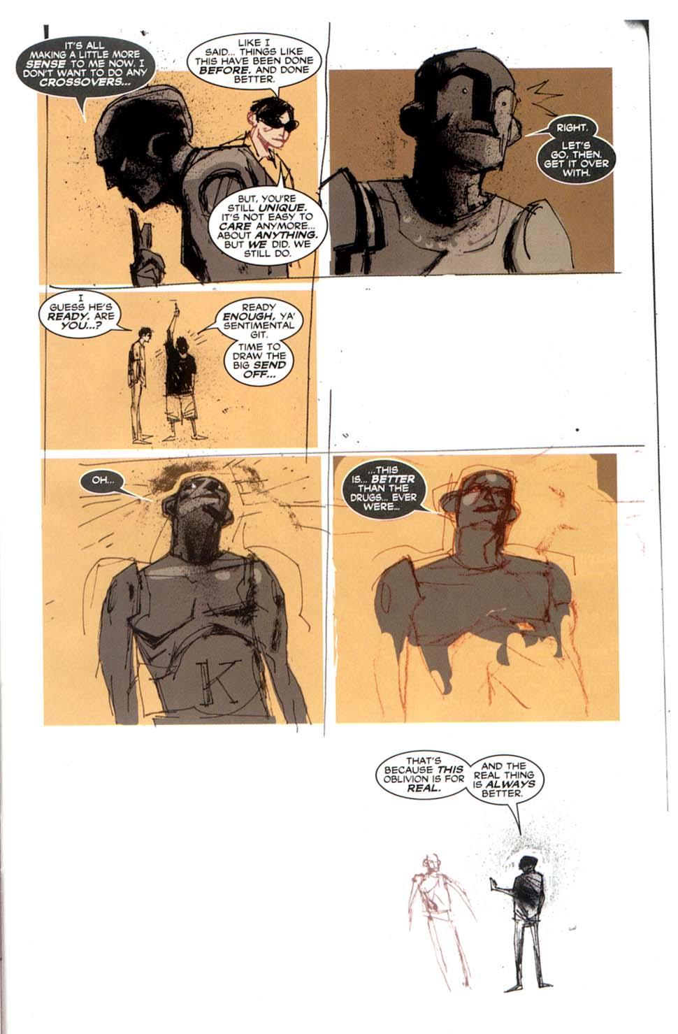 Read online Automatic Kafka comic -  Issue #9 - 21