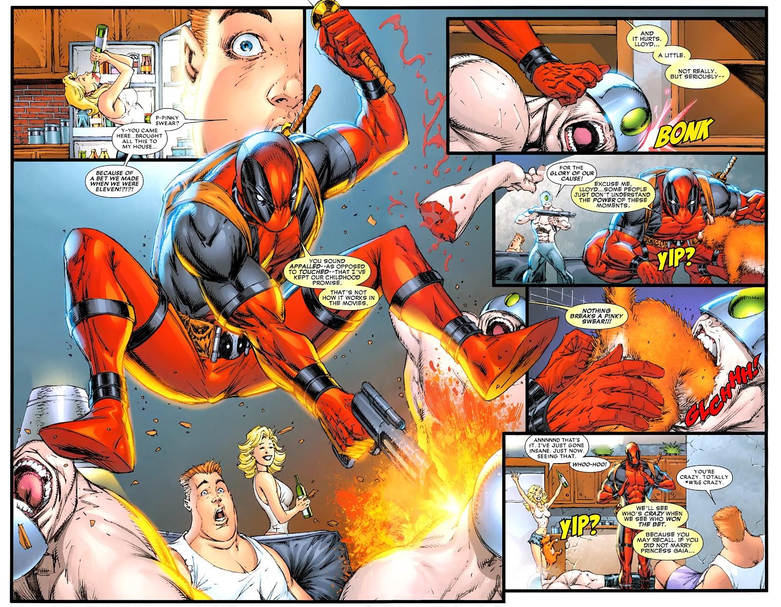 Read online Deadpool (2008) comic -  Issue #900 - 39