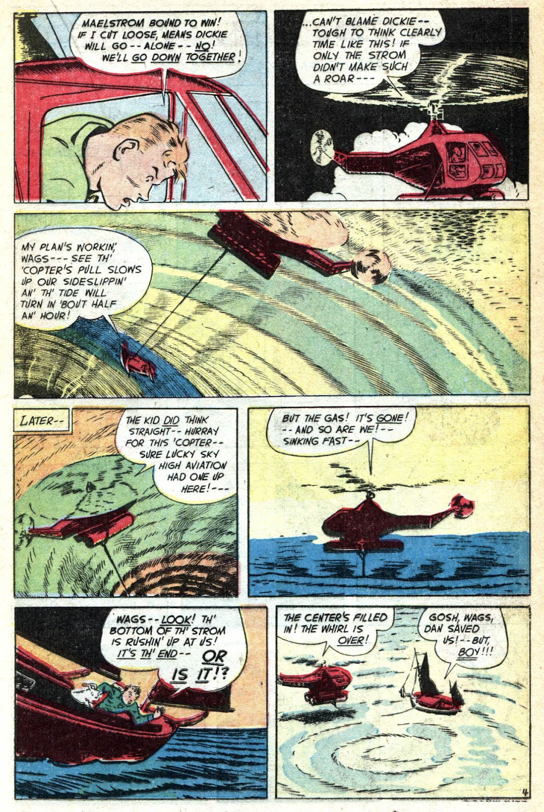 Read online Famous Funnies comic -  Issue #190 - 23