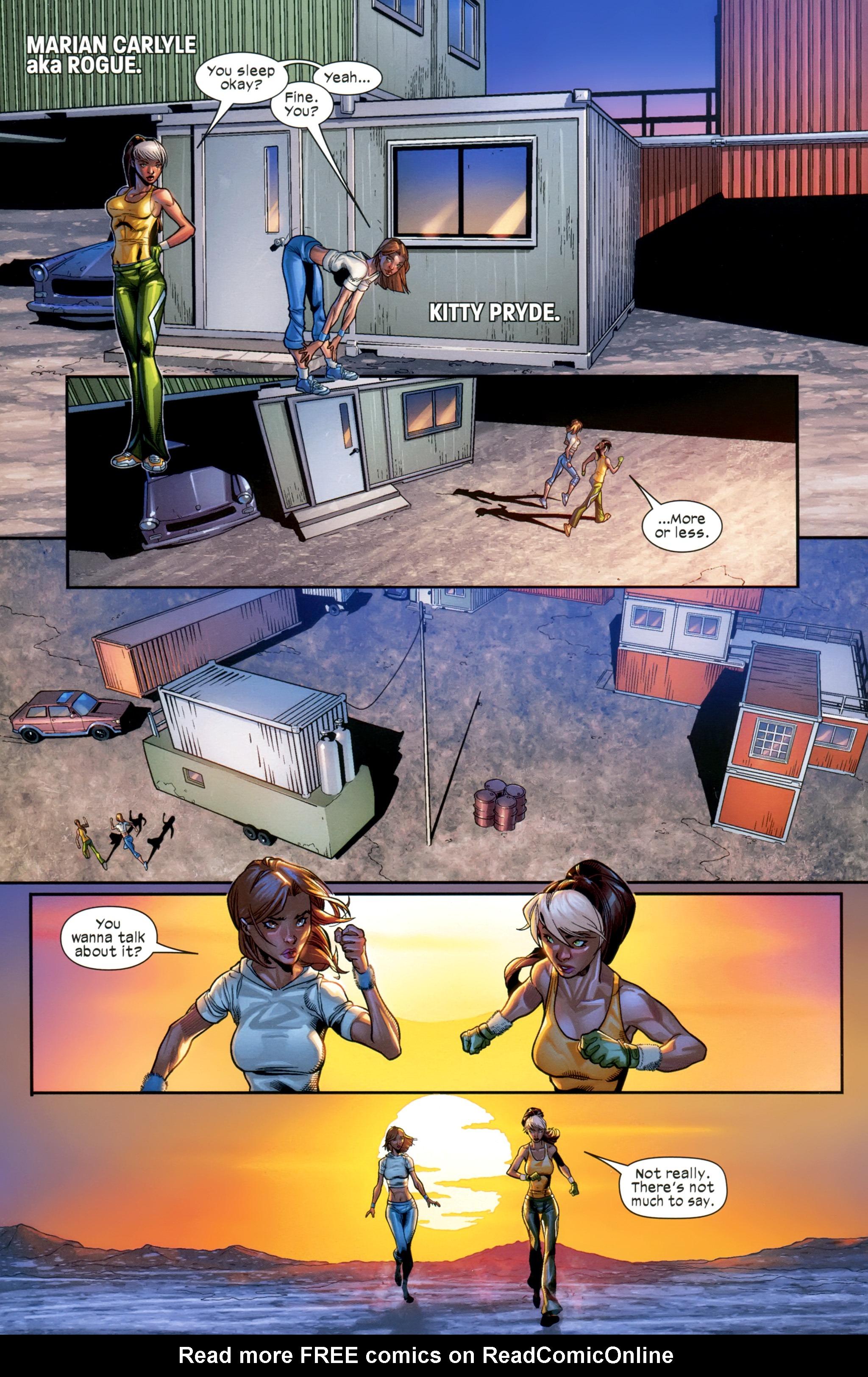 Read online Ultimate Comics X-Men comic -  Issue #20 - 5
