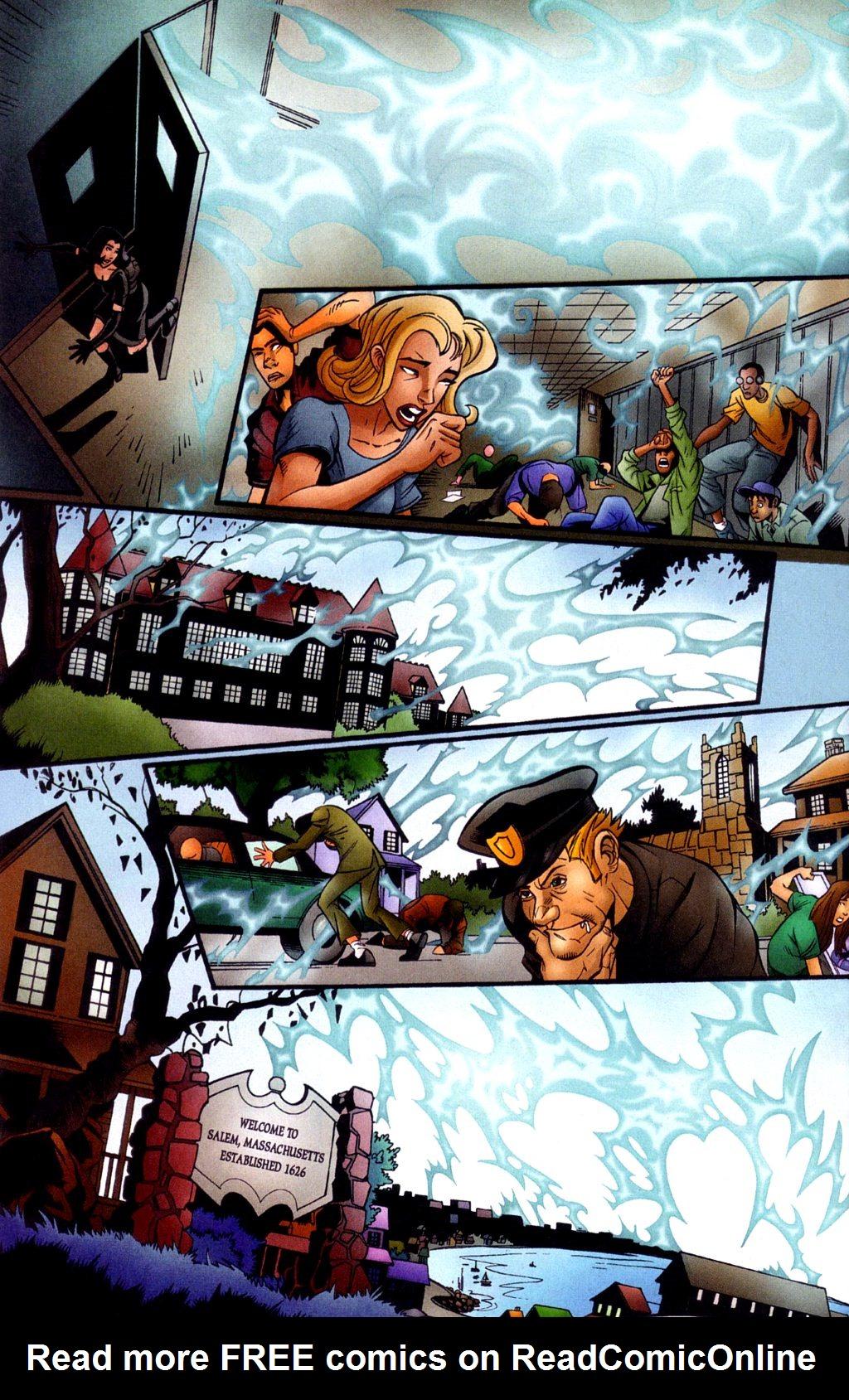 Read online Jezebelle comic -  Issue #3 - 17