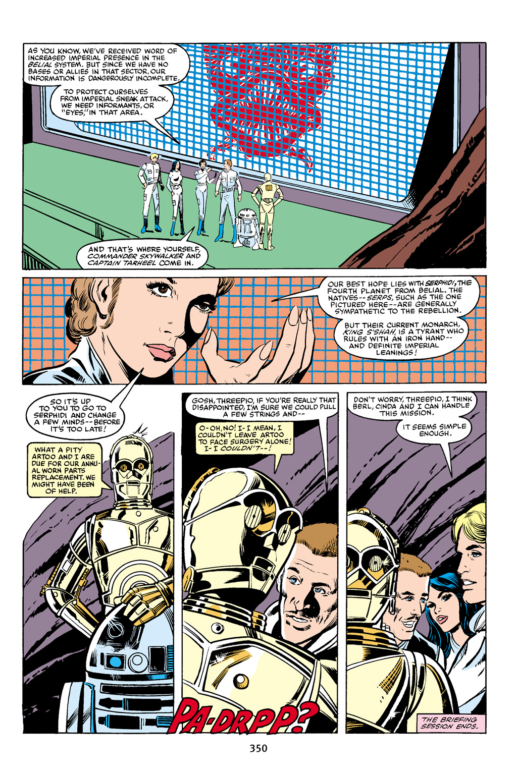 Read online Star Wars Omnibus comic -  Issue # Vol. 16 - 343