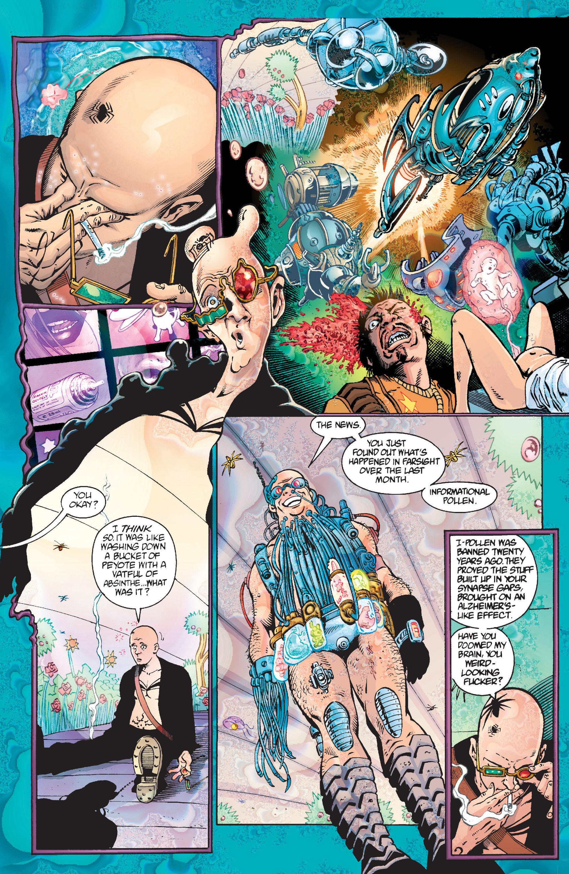 Read online Transmetropolitan comic -  Issue #9 - 21