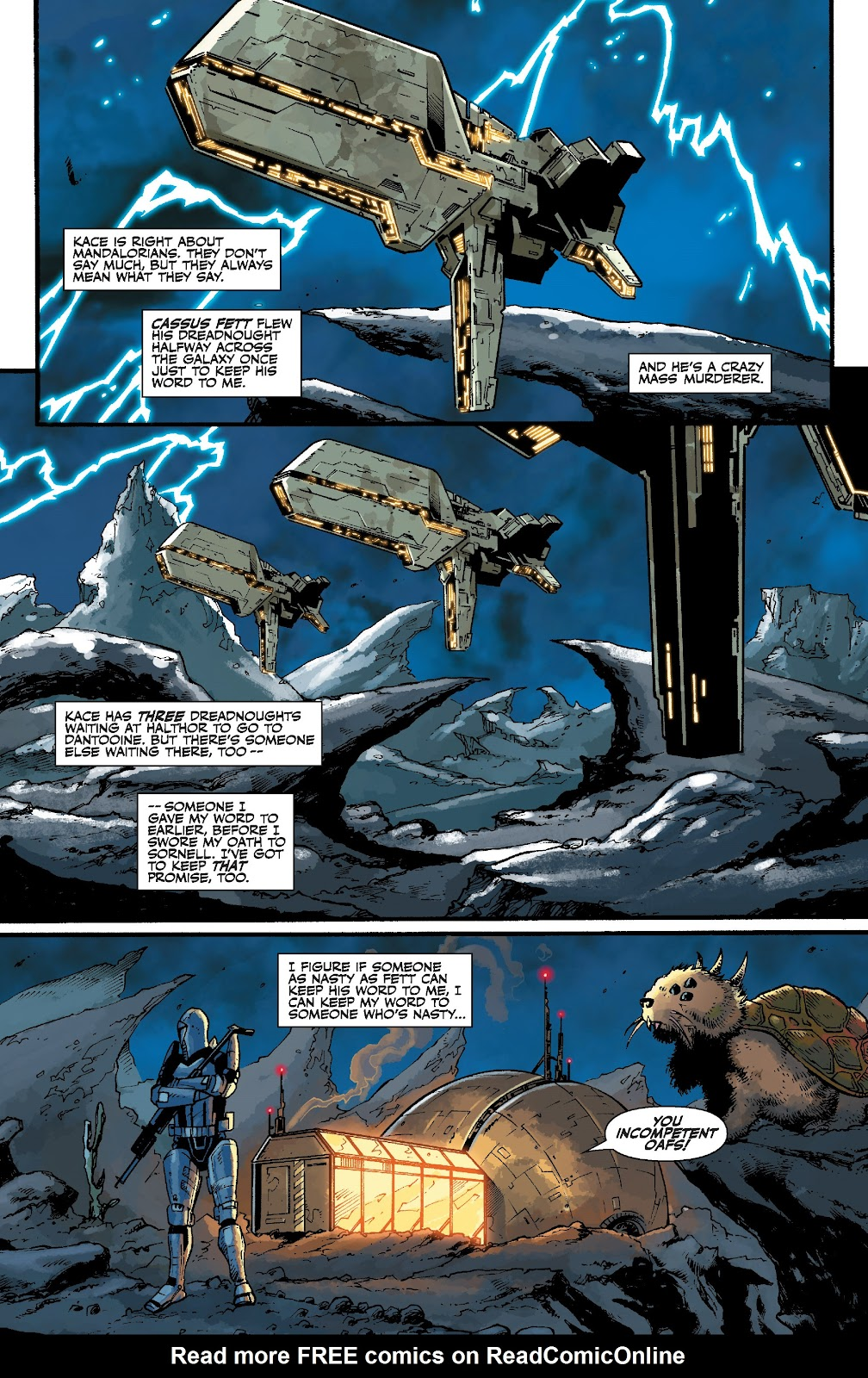Read online Star Wars Legends: The Old Republic - Epic Collection comic -  Issue # TPB 3 (Part 4) - 69
