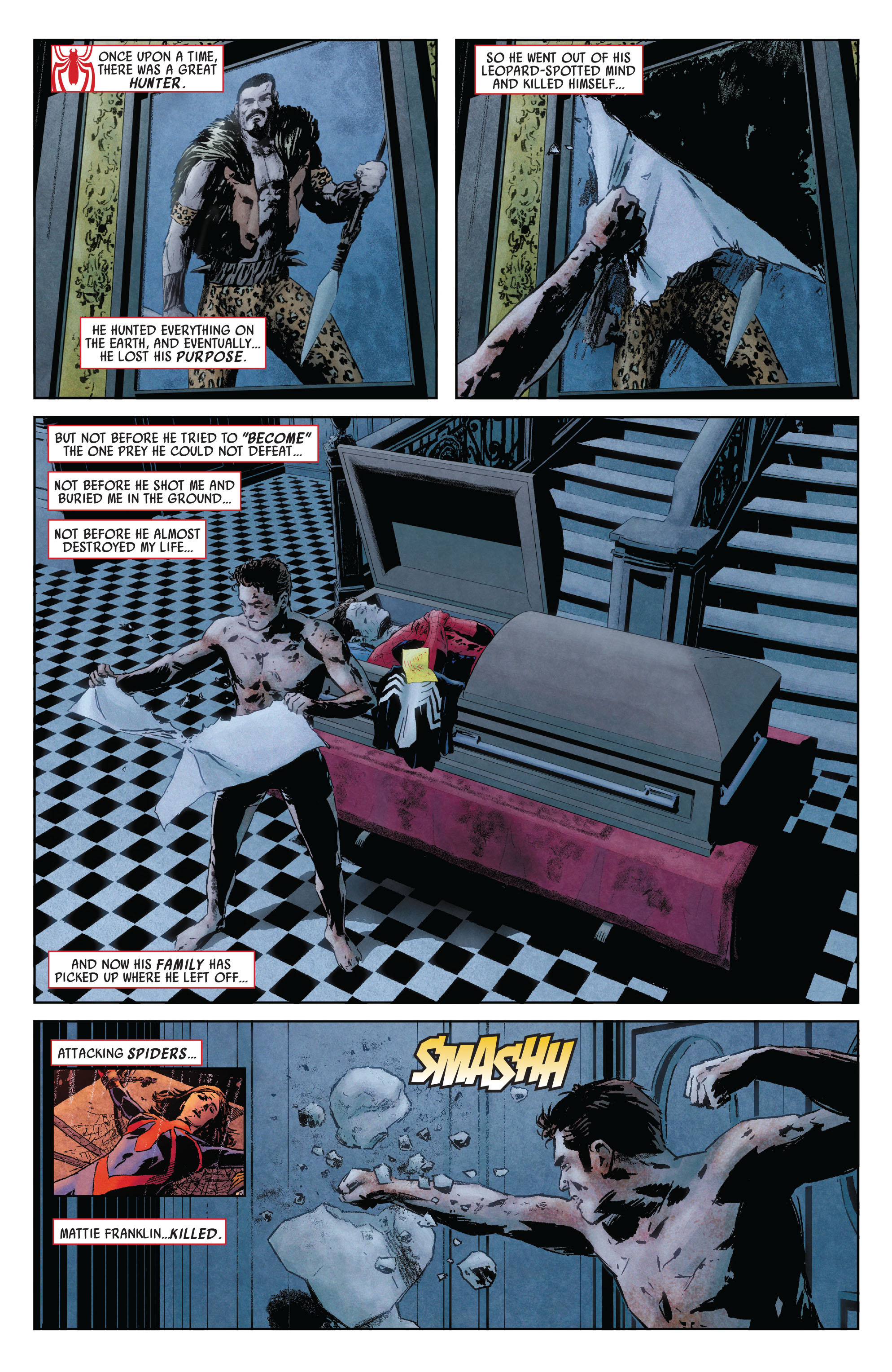 The Amazing Spider-Man (1963) 637 Page 3