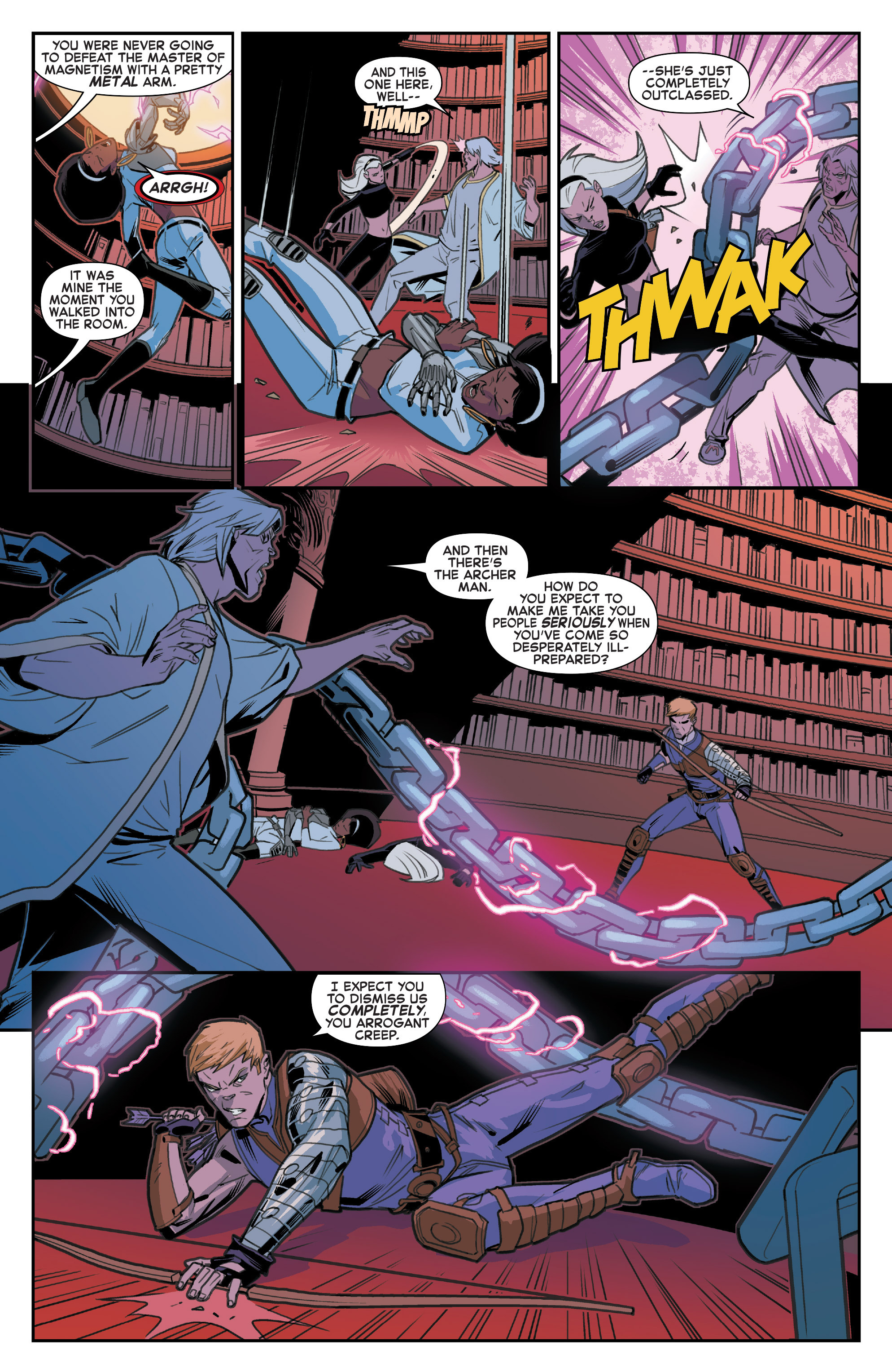 Read online House of M (2015) comic -  Issue #2 - 15