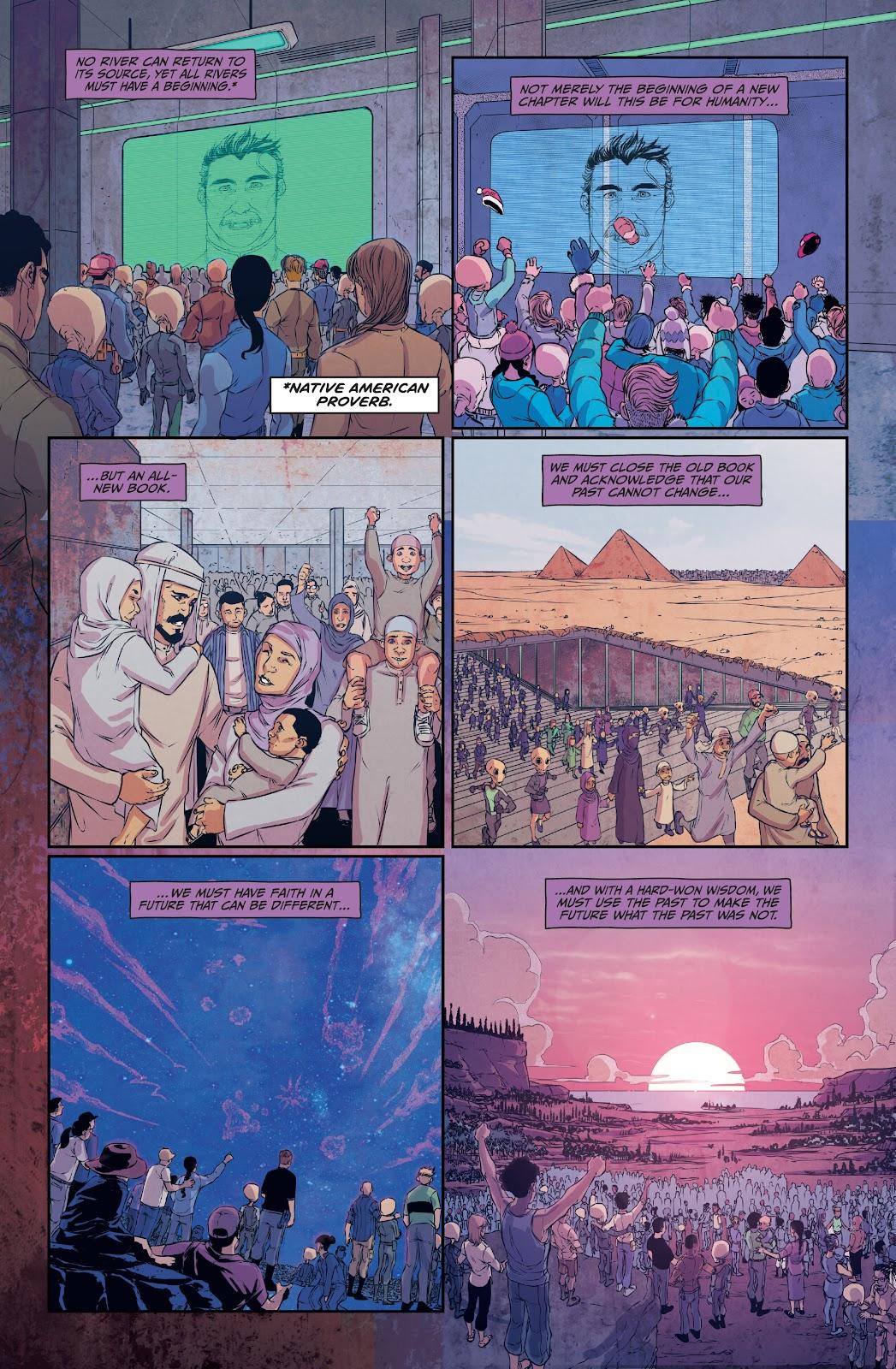 Exilium issue 6 - Page 47