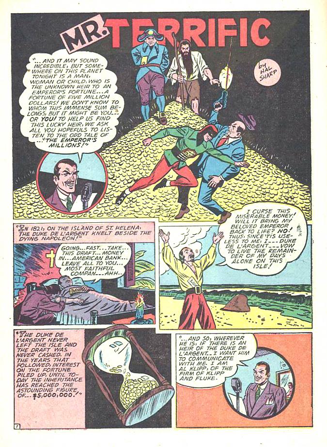 Read online Sensation (Mystery) Comics comic -  Issue #17 - 37