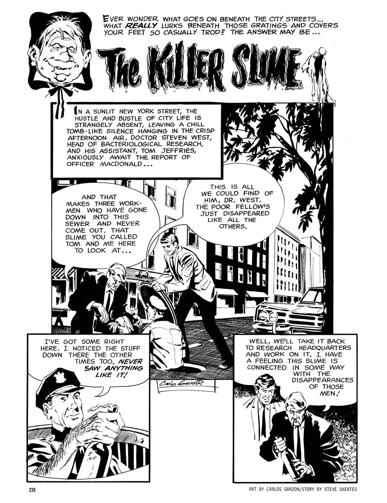 Read online Eerie Archives comic -  Issue # TPB 6 - 237