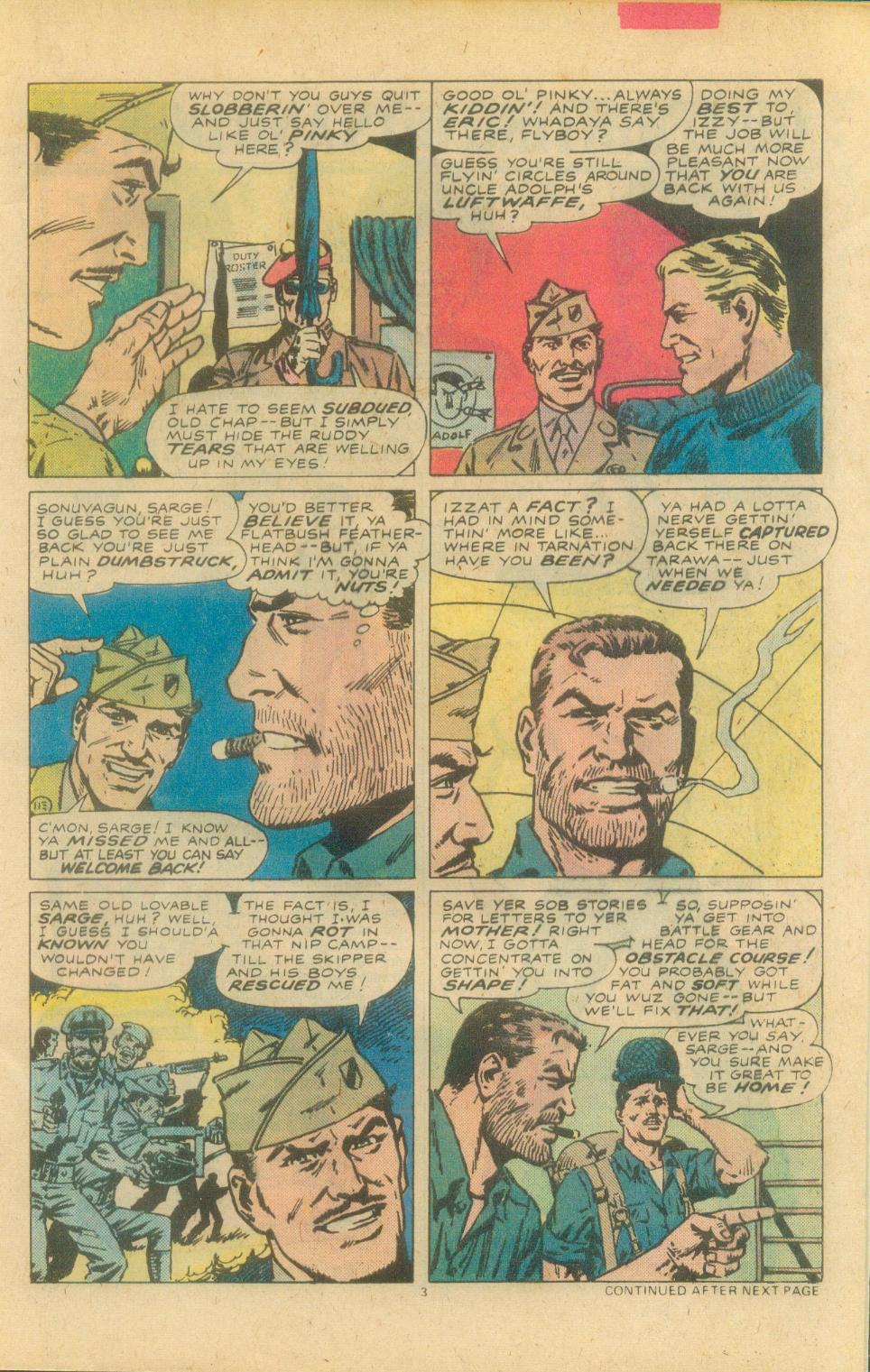 Read online Sgt. Fury comic -  Issue #155 - 5