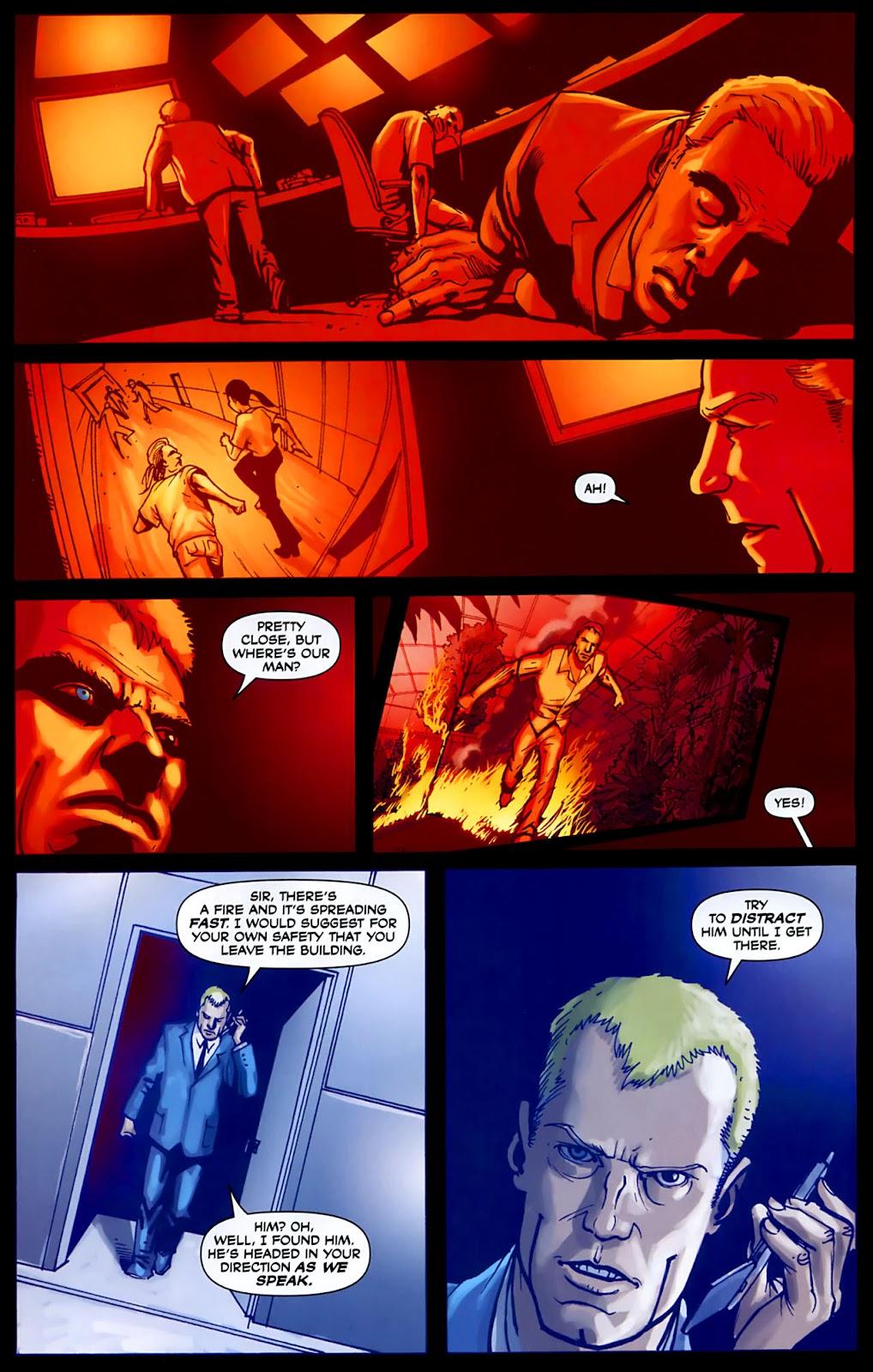 Read online Lazarus (2007) comic -  Issue #3 - 13