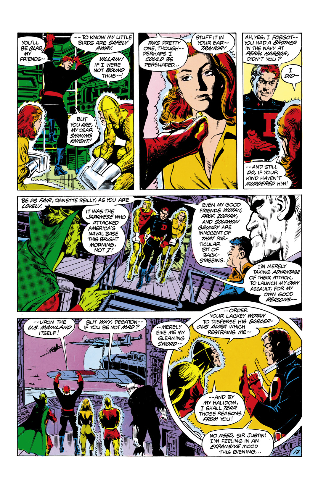 Read online All-Star Squadron comic -  Issue #2 - 13