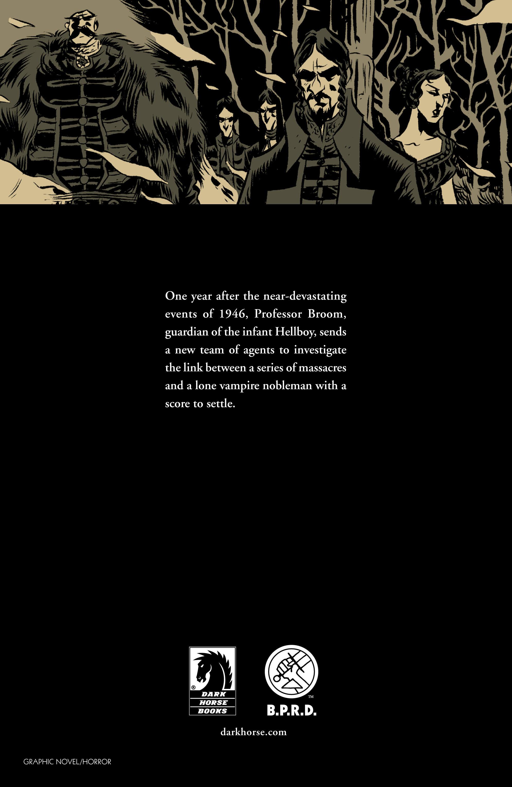 Read online B.P.R.D. (2003) comic -  Issue # TPB 13 - 160