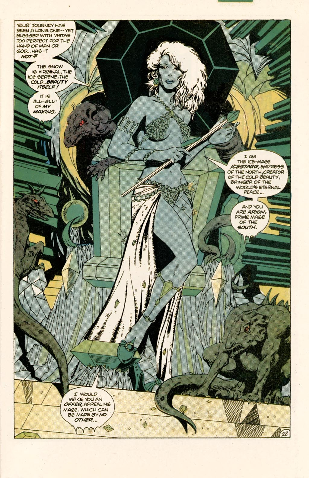 Read online Arion, Lord of Atlantis comic -  Issue #9 - 30