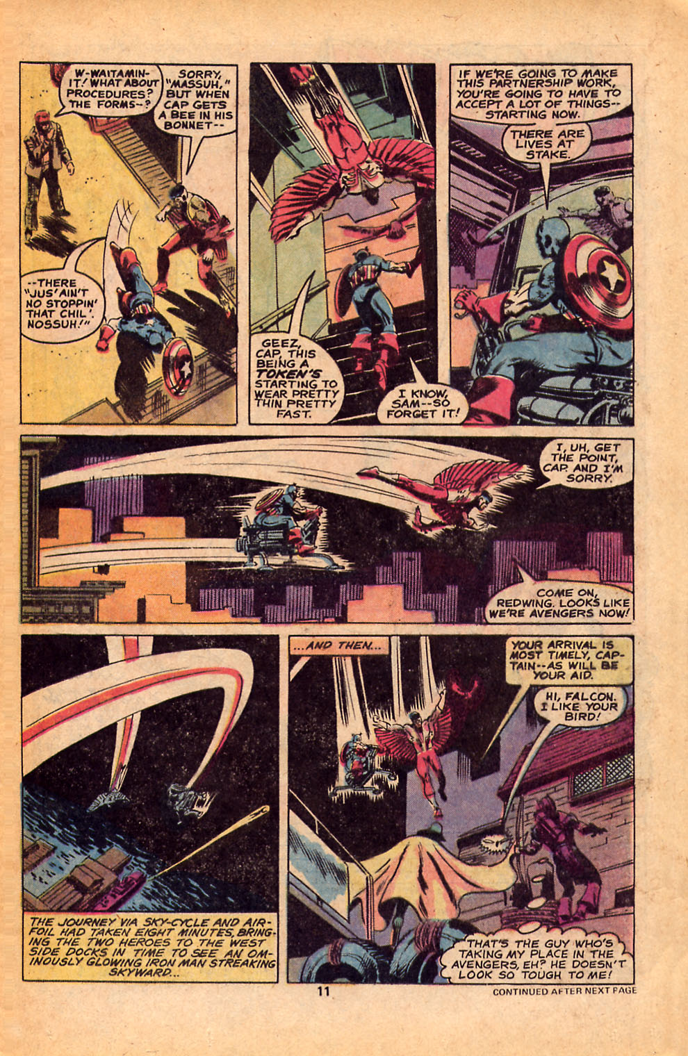 The Avengers (1963) 184 Page 8