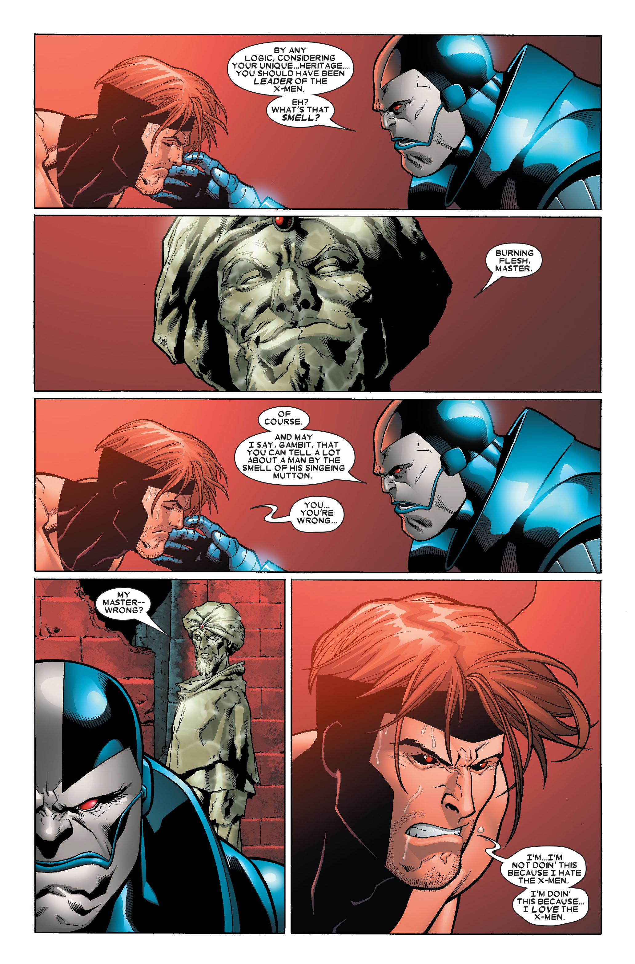 X-Men (1991) 184 Page 25