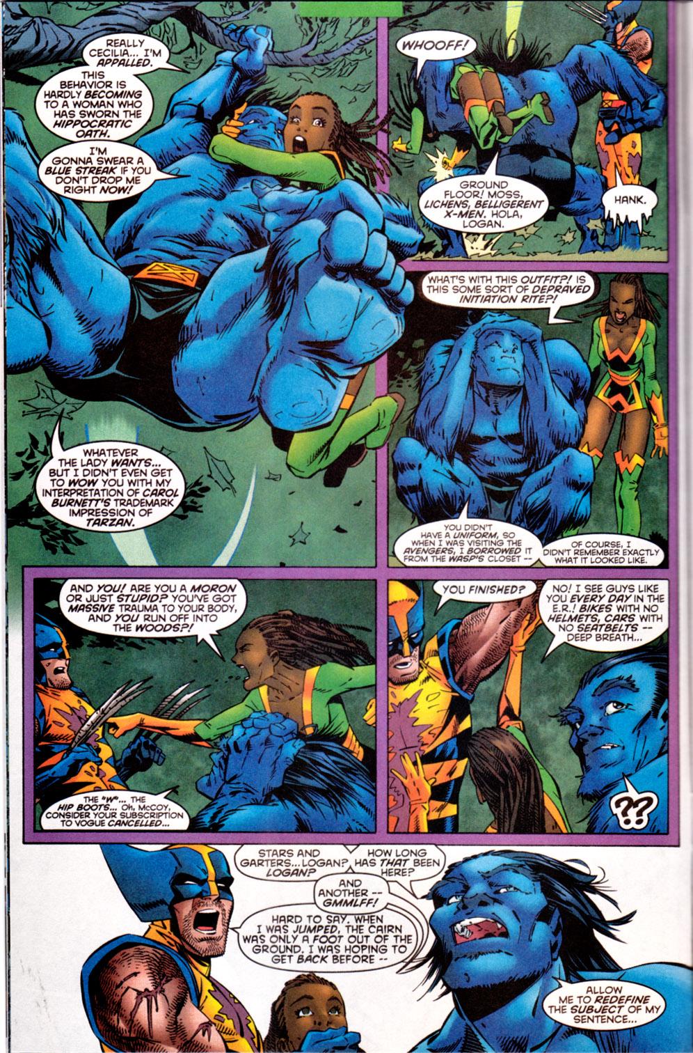 X-Men (1991) 75 Page 8