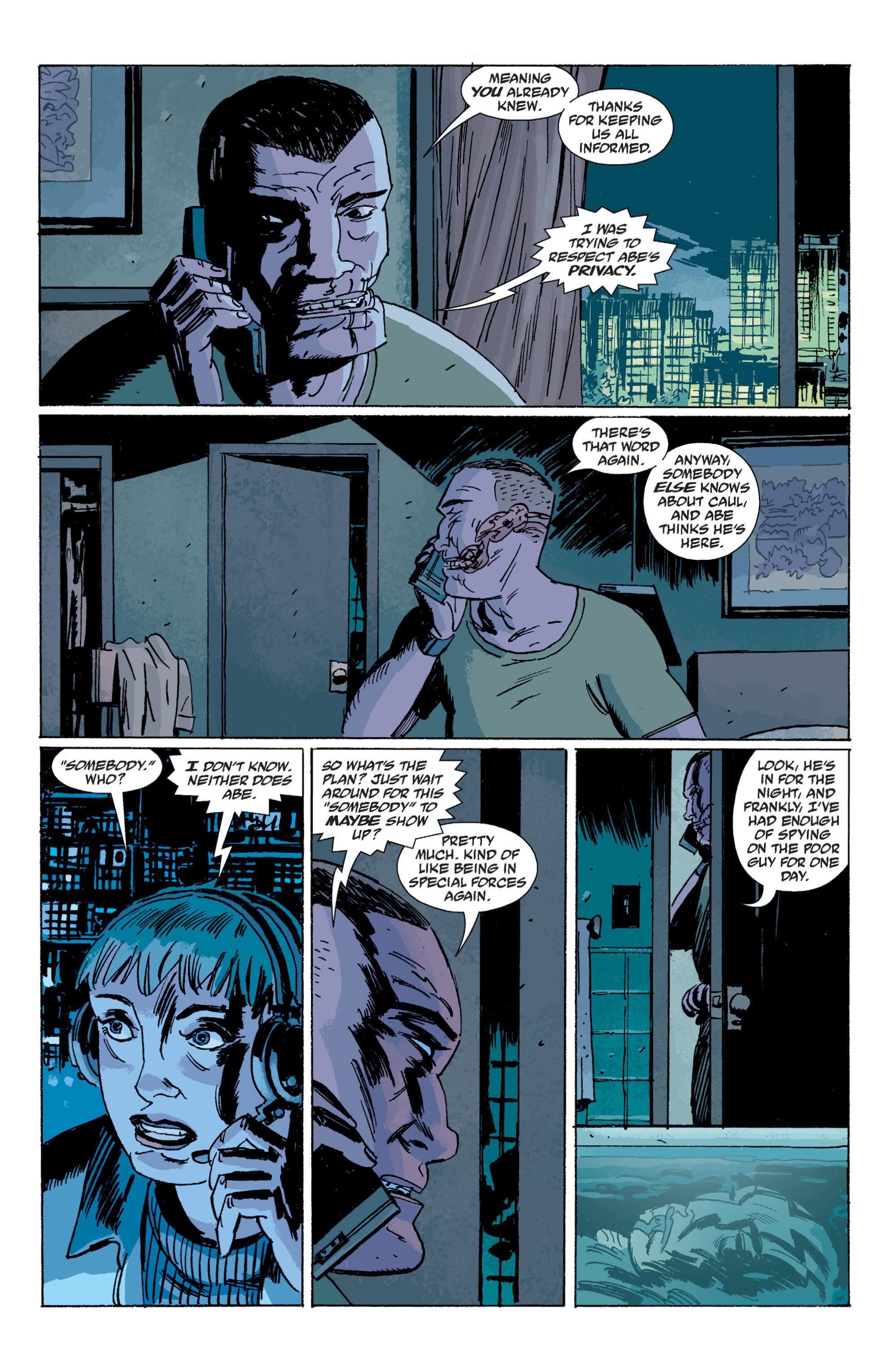 Read online B.P.R.D. (2003) comic -  Issue # TPB 7 - 55