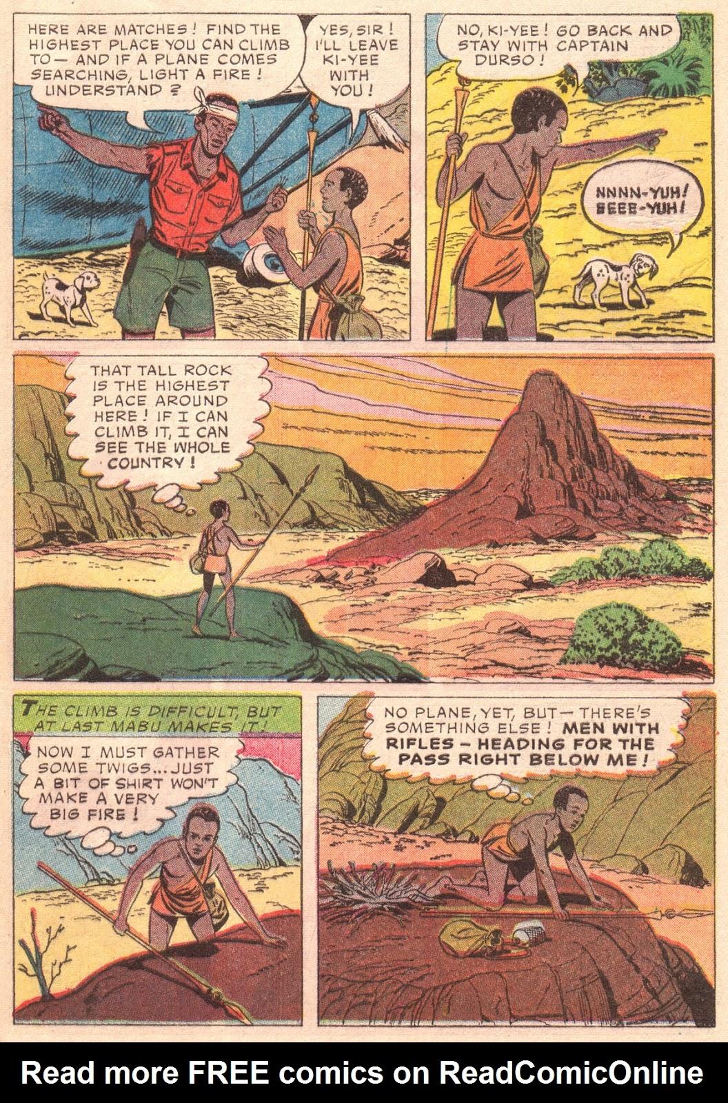 Korak, Son of Tarzan (1964) issue 35 - Page 29
