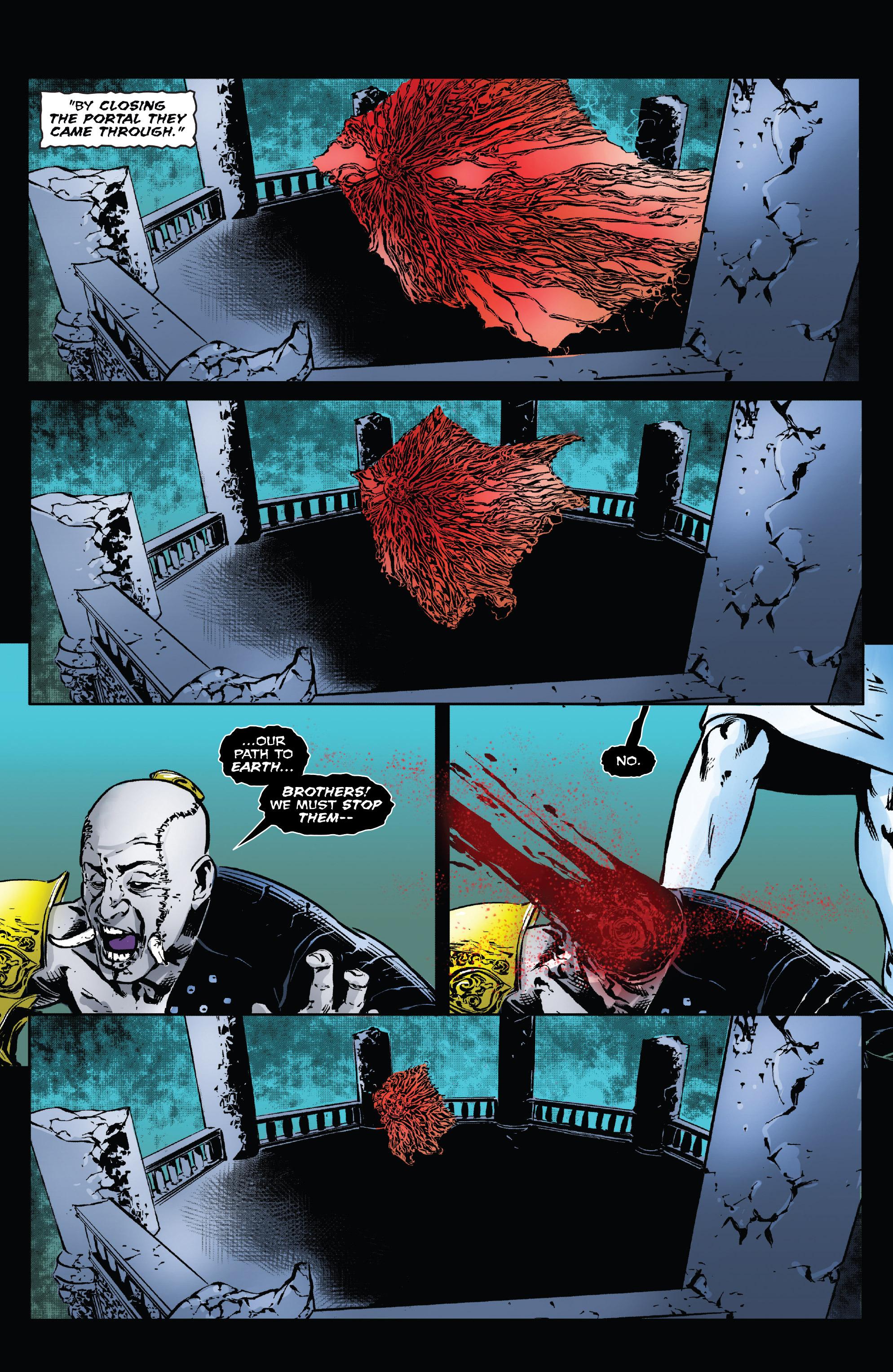 Read online Clive Barker's Hellraiser: The Dark Watch comic -  Issue # TPB 3 - 117