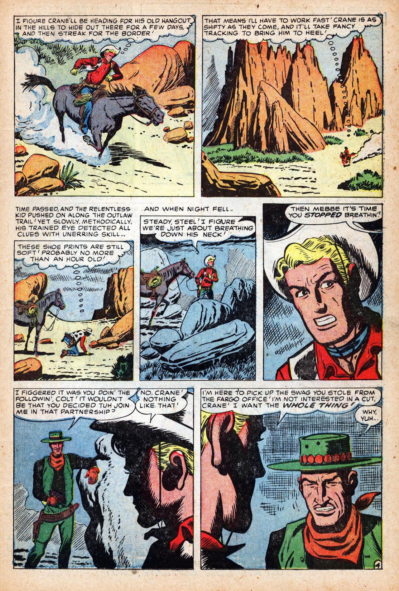 Read online Two-Gun Kid comic -  Issue #19 - 23