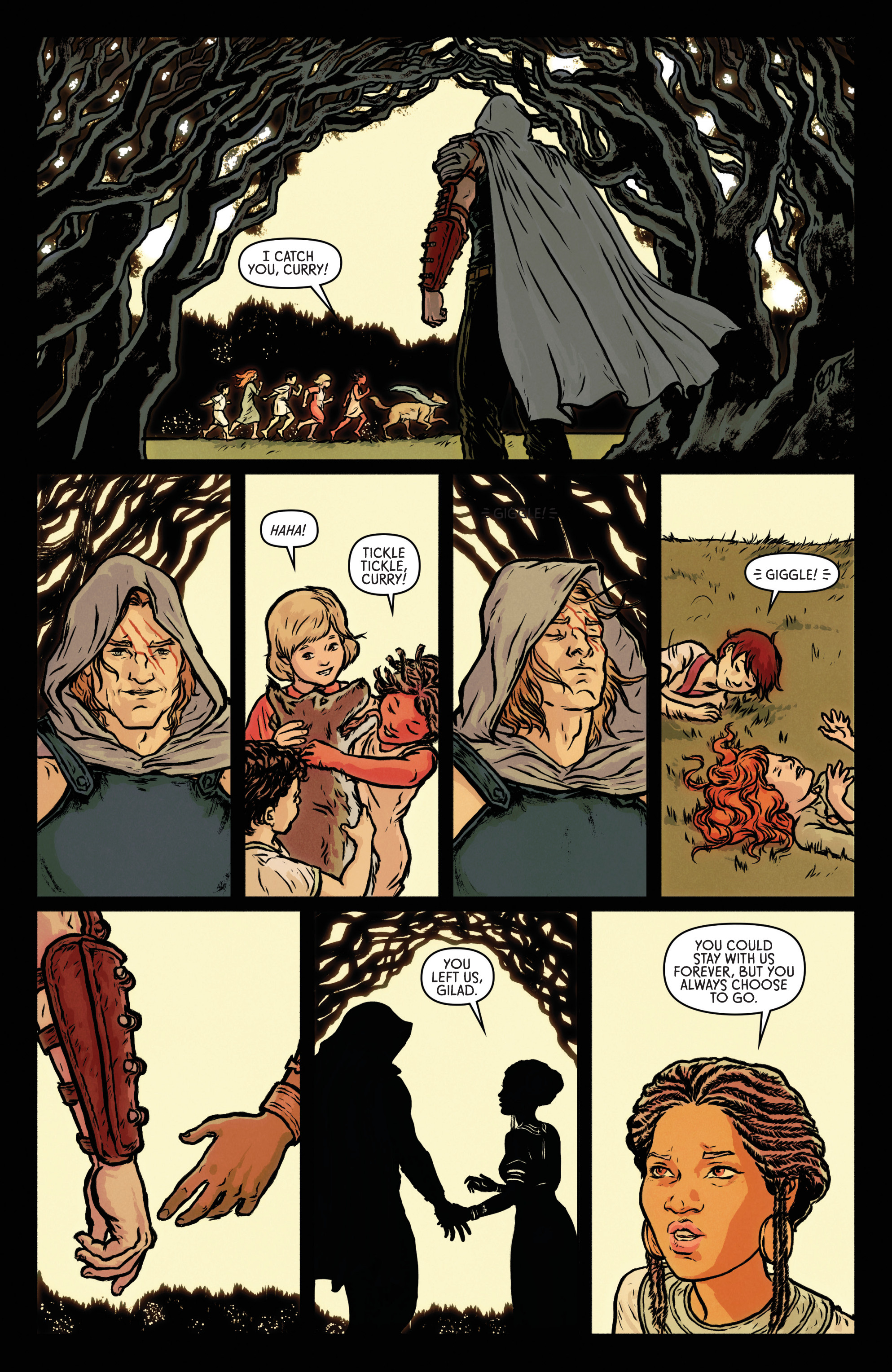 Read online Wrath of the Eternal Warrior comic -  Issue #3 - 8