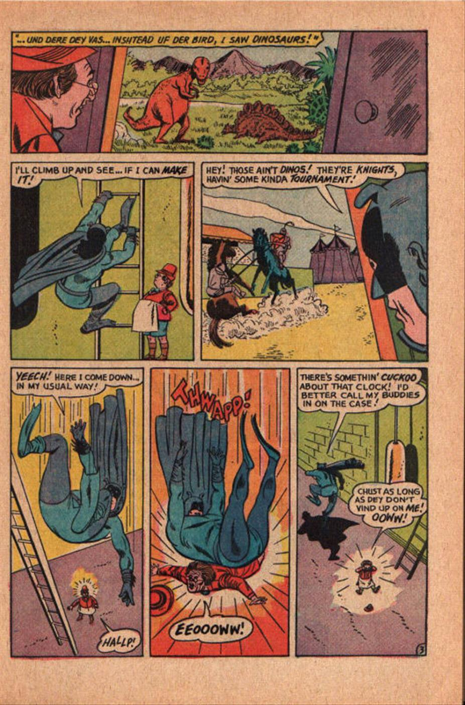 The Inferior Five issue 5 - Page 5