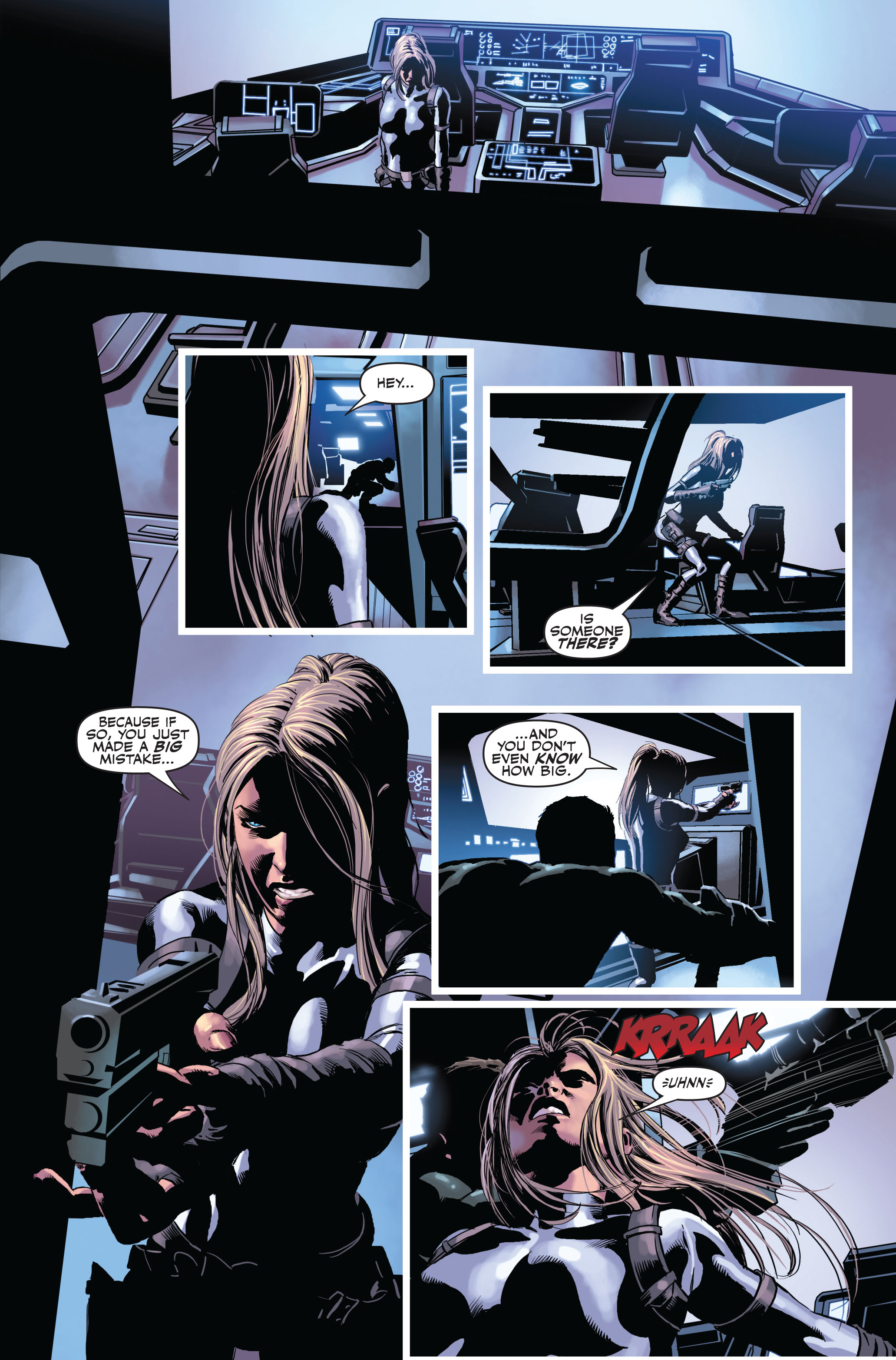 Read online Secret Avengers (2010) comic -  Issue #1 - 28