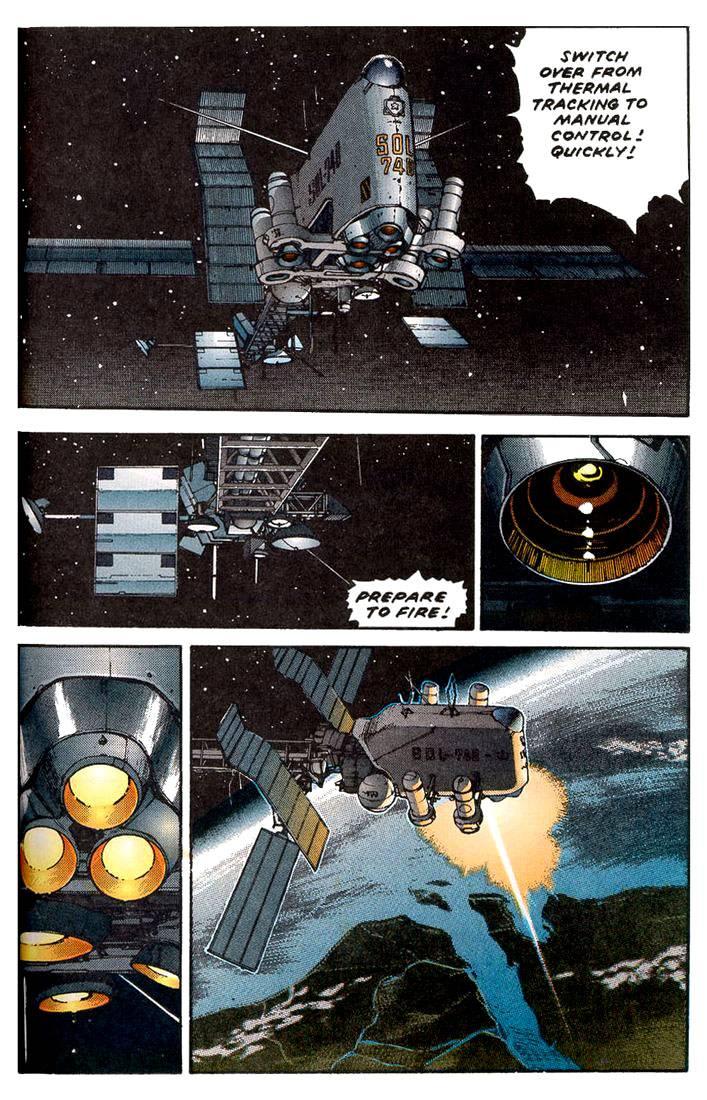Read online Akira comic -  Issue #11 - 54