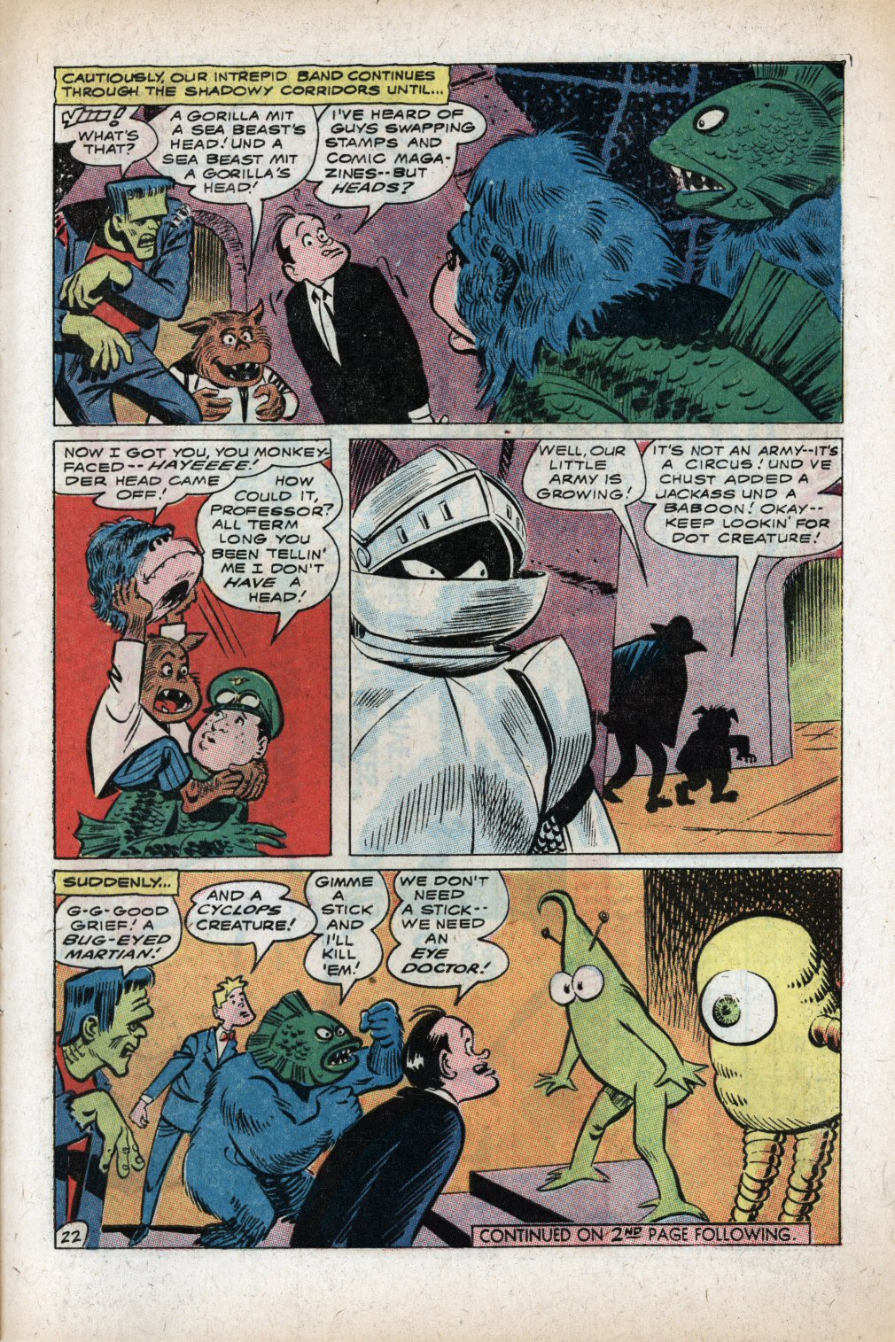 The Adventures of Bob Hope issue 105 - Page 29