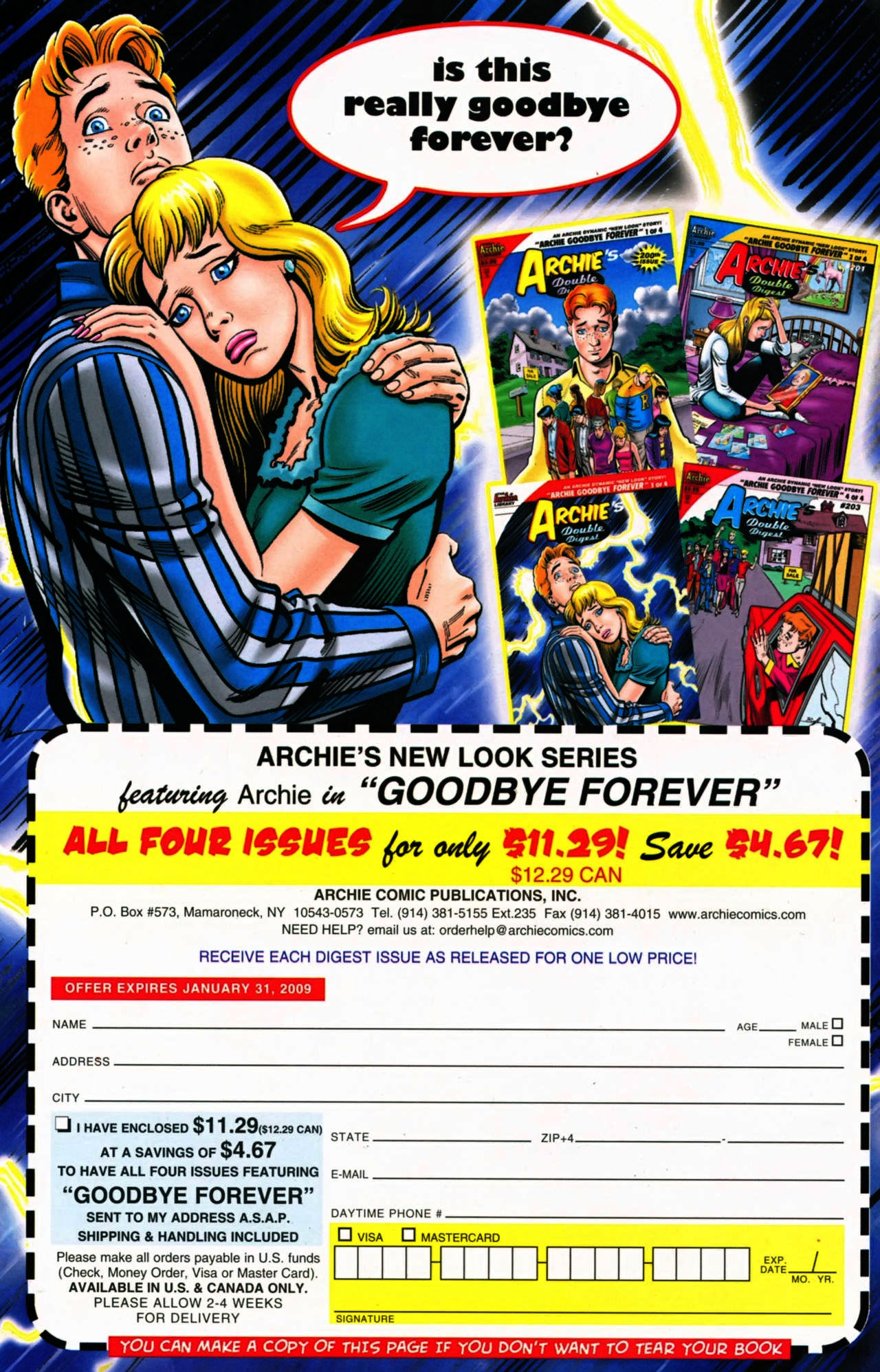 Read online Archie (1960) comic -  Issue #599 - 29