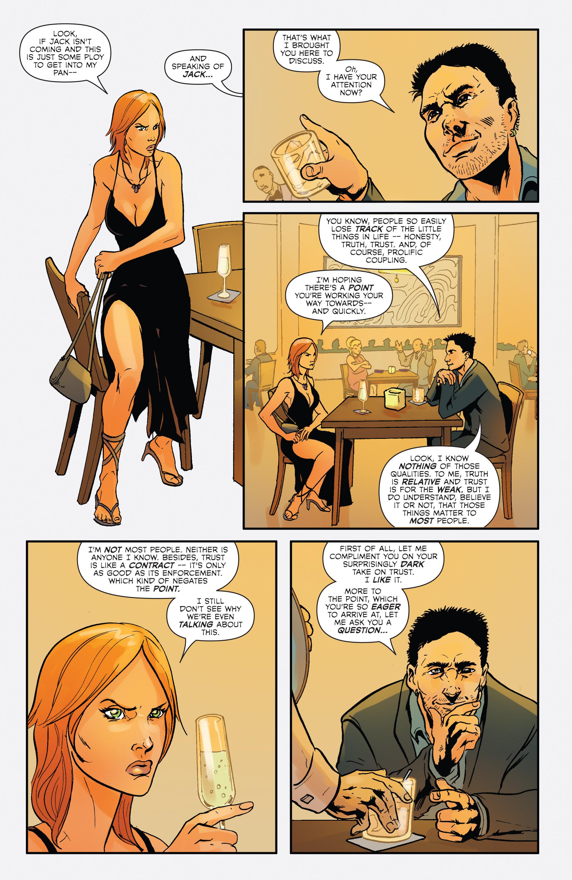 Read online Hoax Hunters (2012) comic -  Issue # TPB 2 - 20