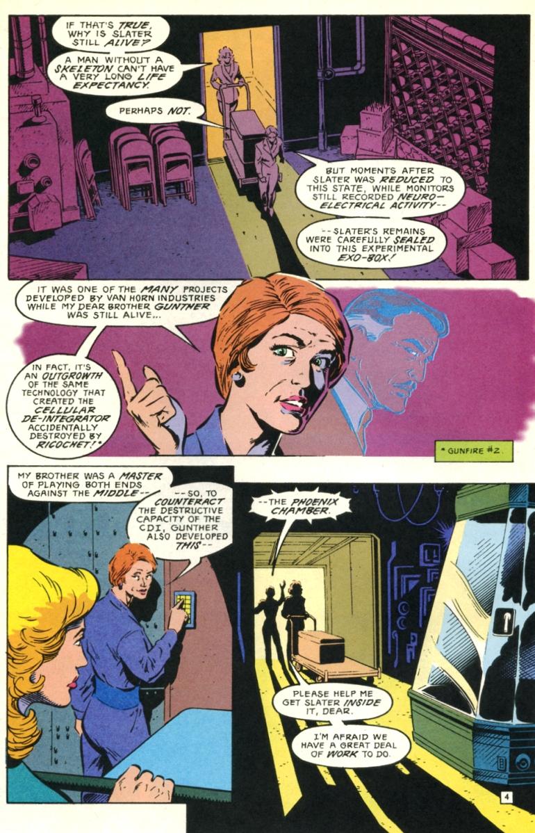 Read online Gunfire comic -  Issue #5 - 6