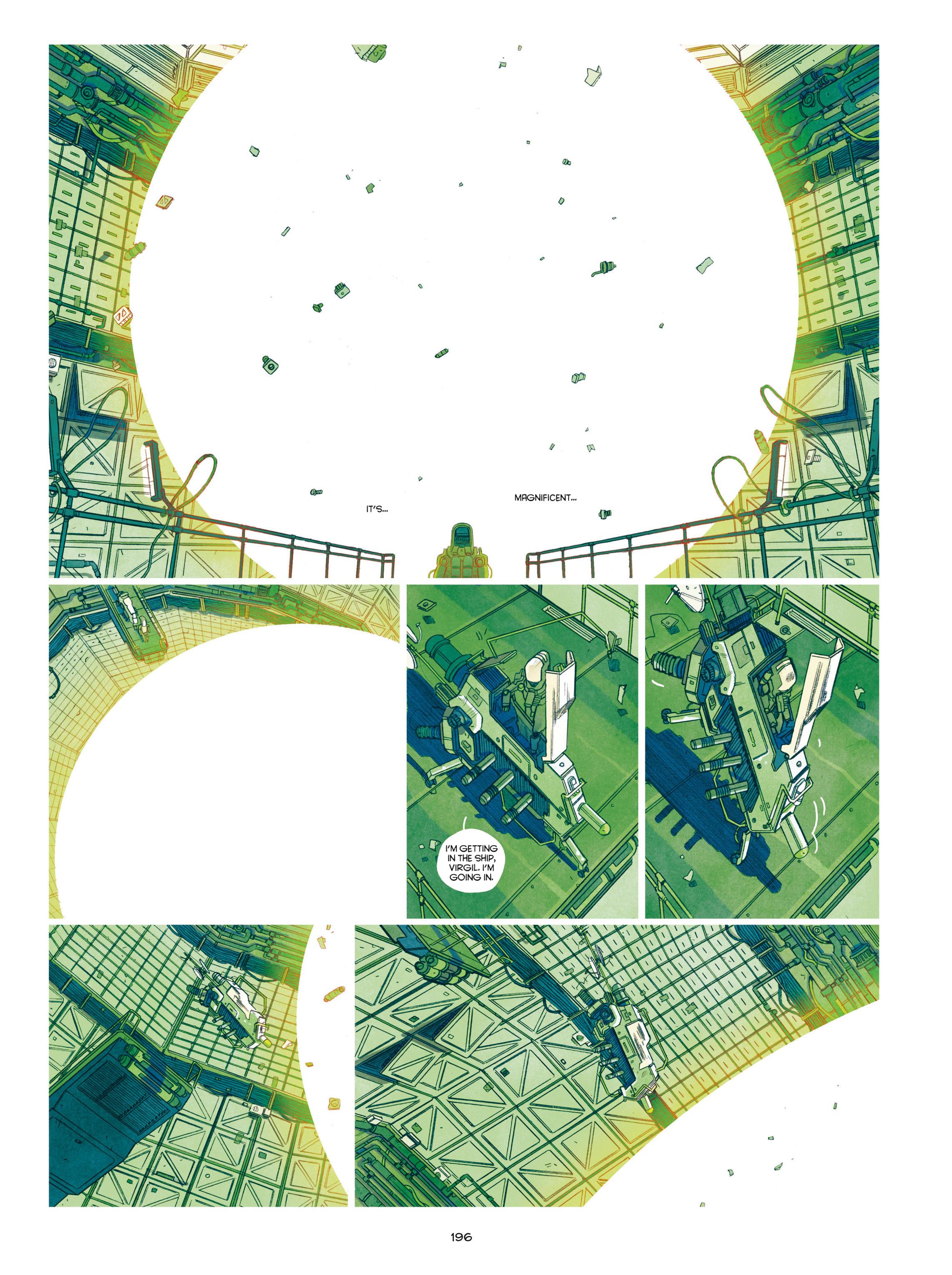 Read online Shangri-La comic -  Issue # Full - 197