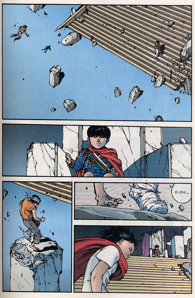 Read online Akira comic -  Issue #17 - 24