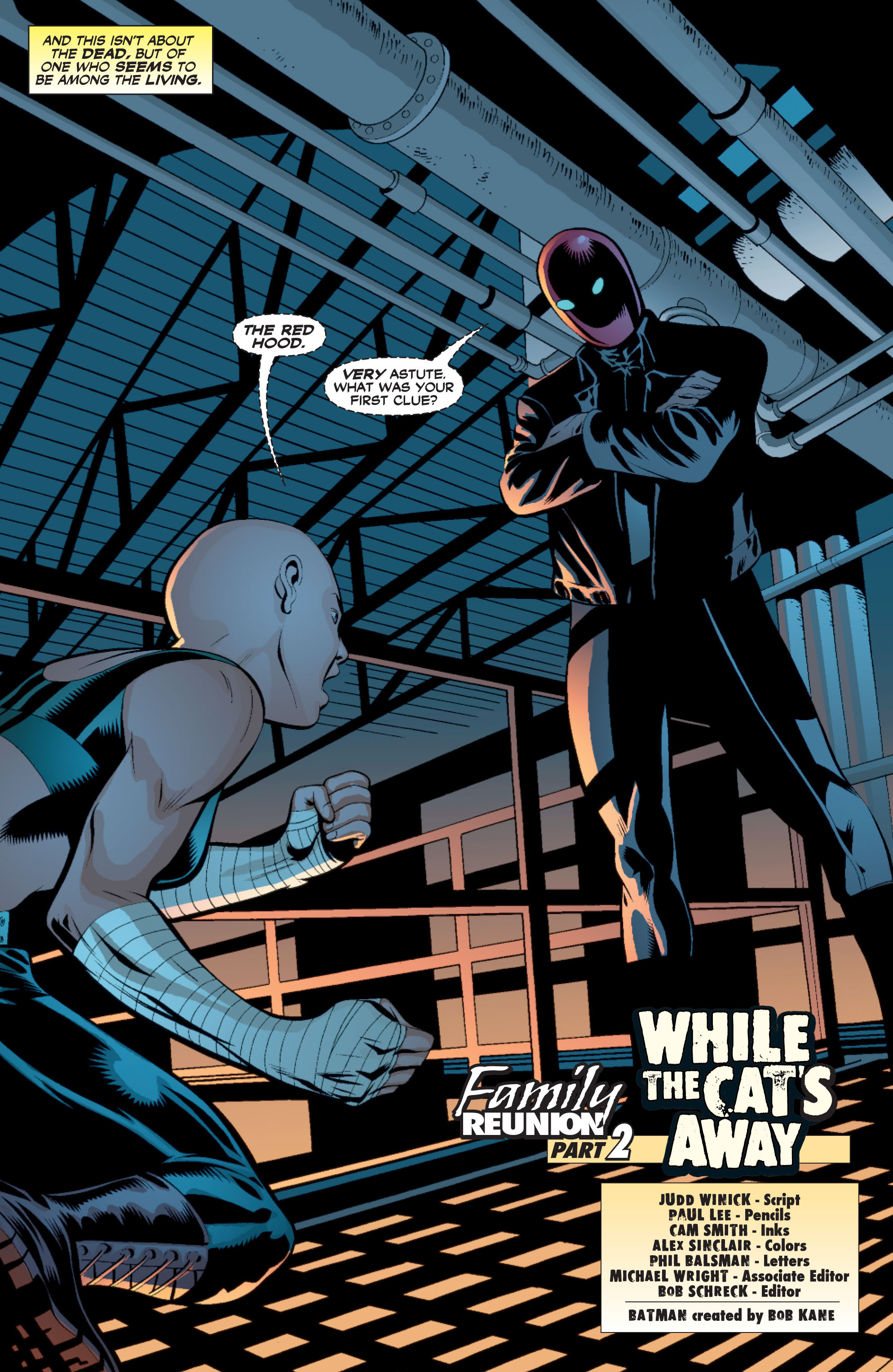 Read online Batman: Under The Red Hood comic -  Issue # Full - 129