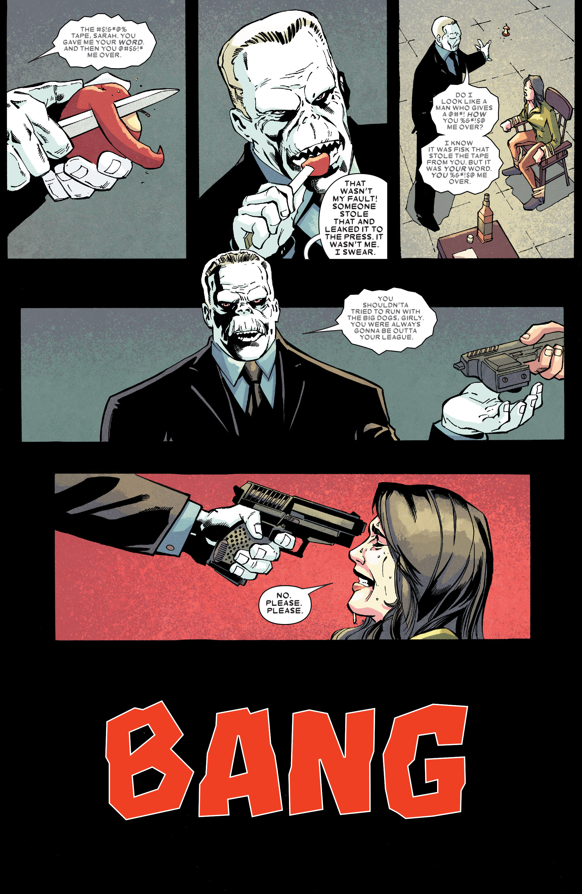 Read online Kingpin (2017) comic -  Issue #4 - 16