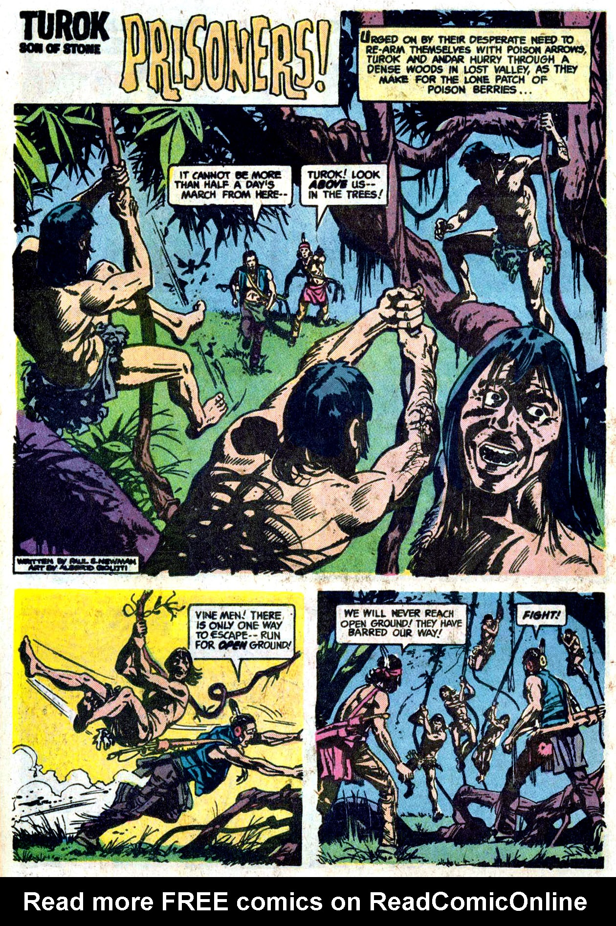 Read online Turok, Son of Stone comic -  Issue #114 - 18