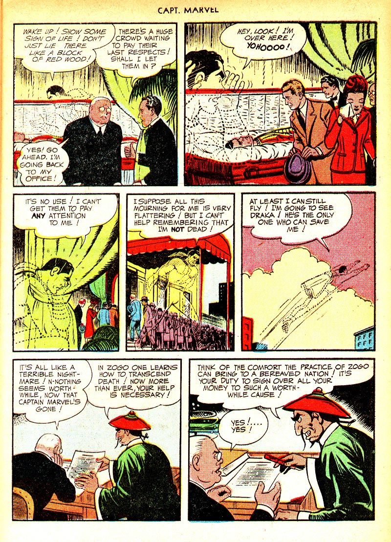 Captain Marvel Adventures issue 88 - Page 9