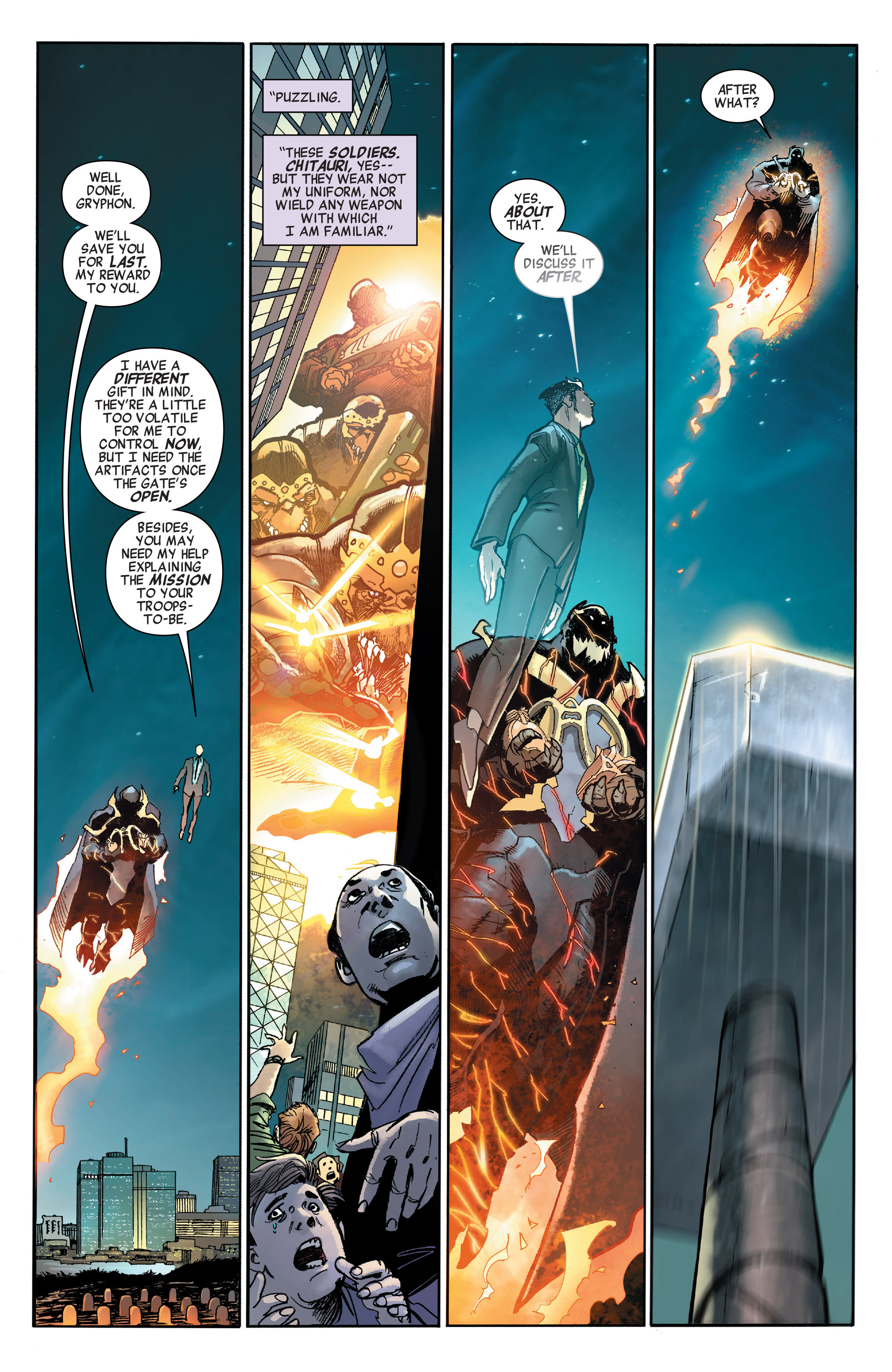 Read online All-New, All-Different Avengers comic -  Issue #3 - 9