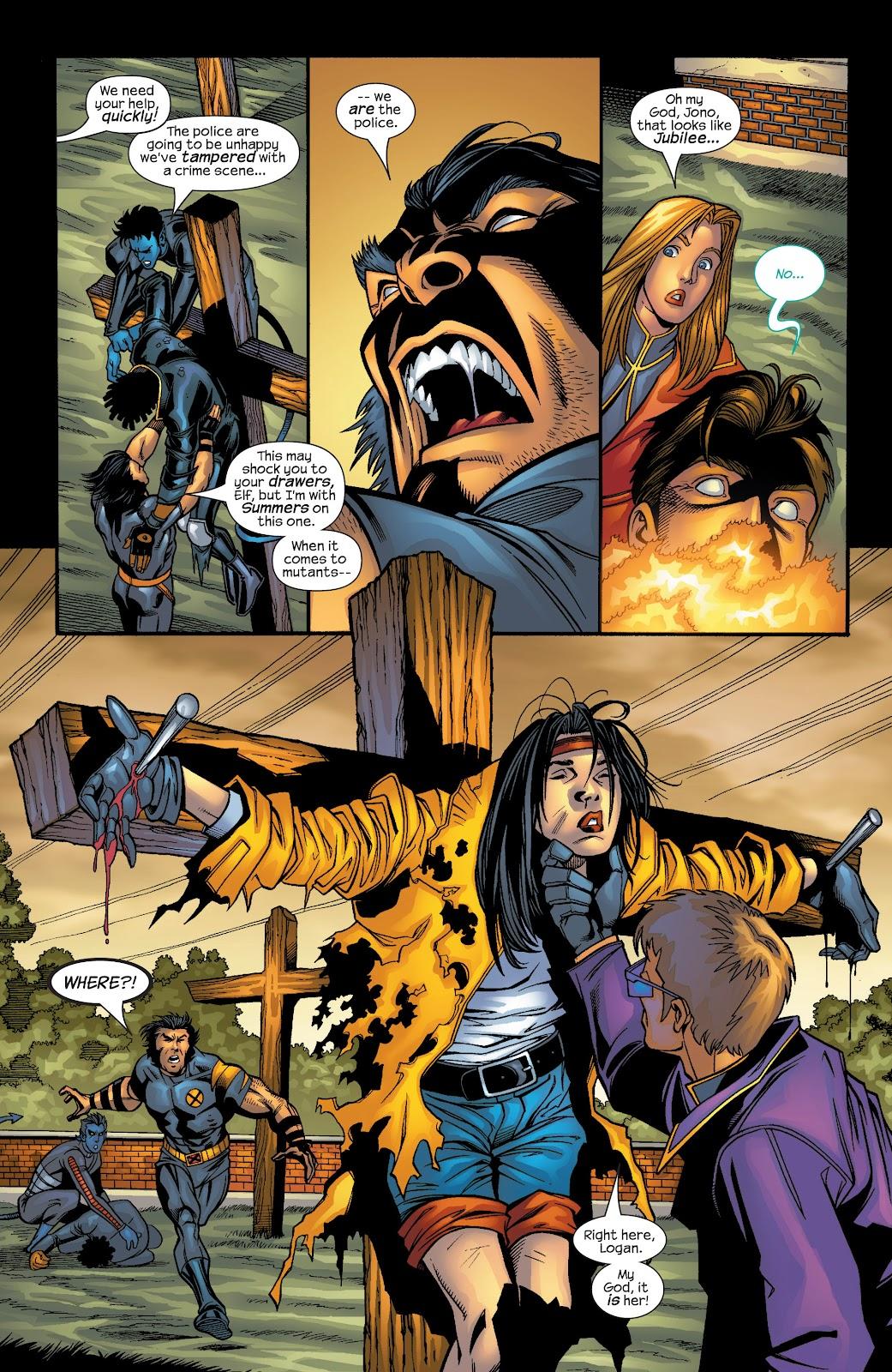 Uncanny X-Men (1963) issue 423 - Page 7