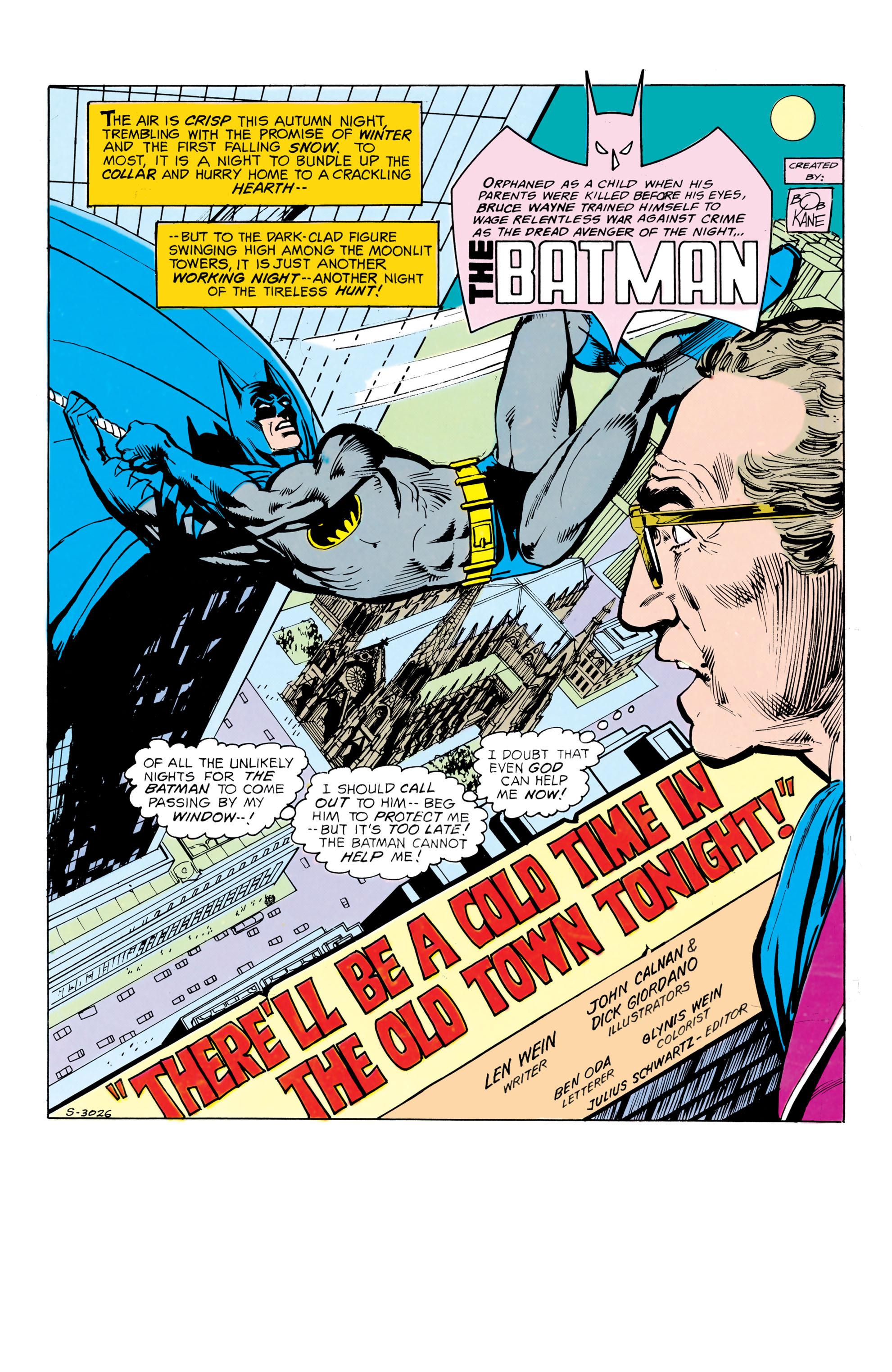 Batman (1940) 308 Page 2
