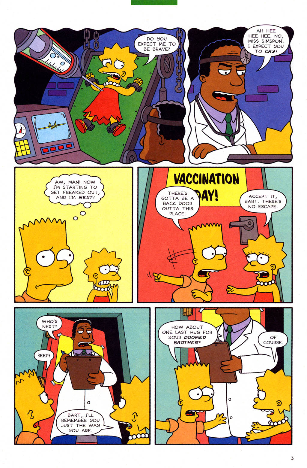 Read online Simpsons Comics Presents Bart Simpson comic -  Issue #23 - 30