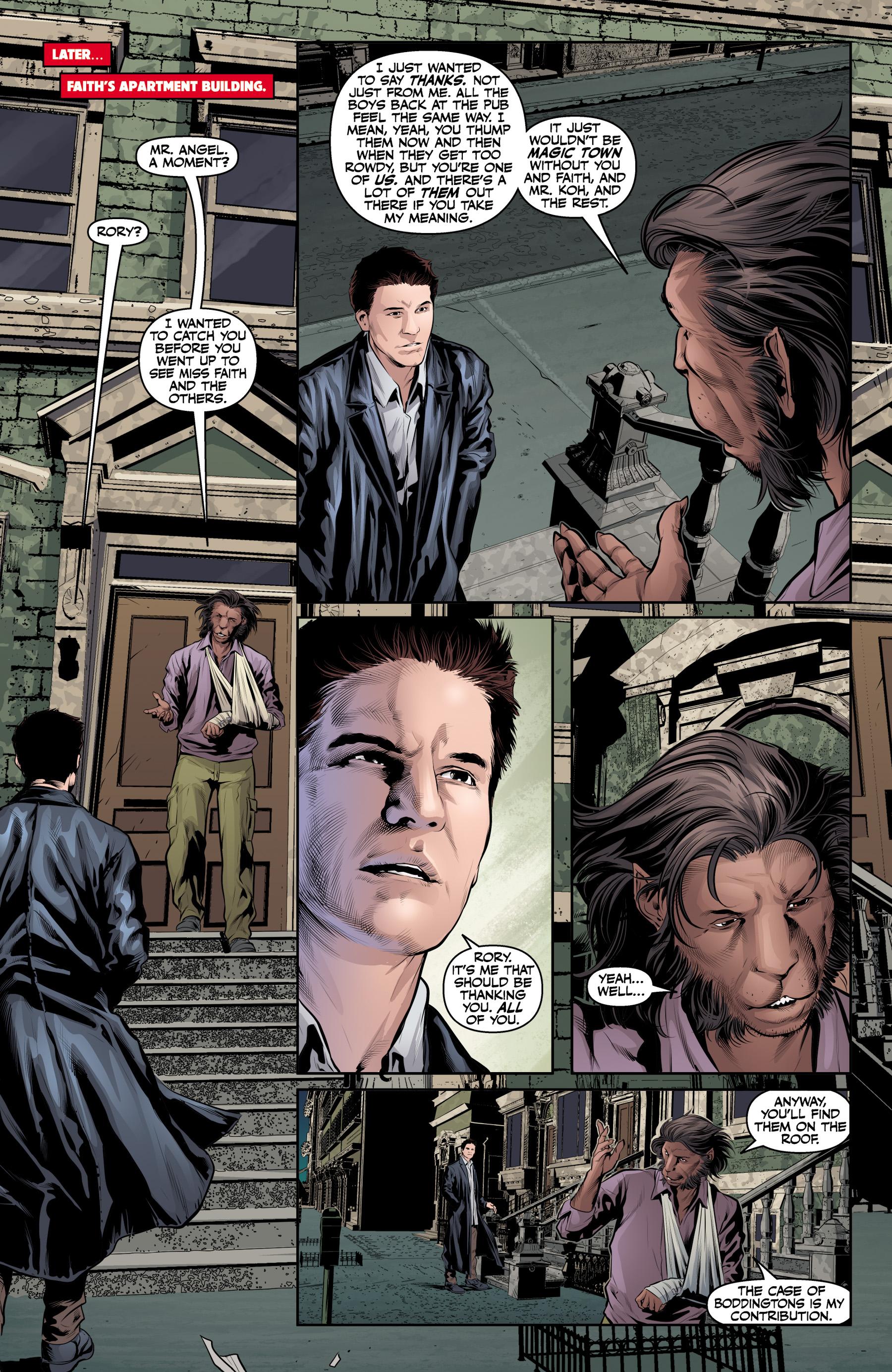 Read online Angel & Faith Season 10 comic -  Issue #25 - 18