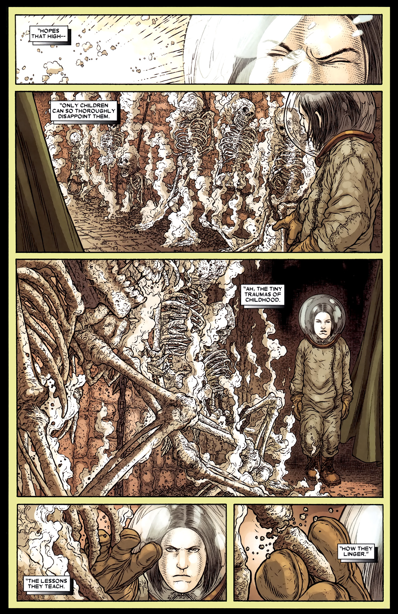 Read online Wolverine: The Best There Is comic -  Issue #11 - 9