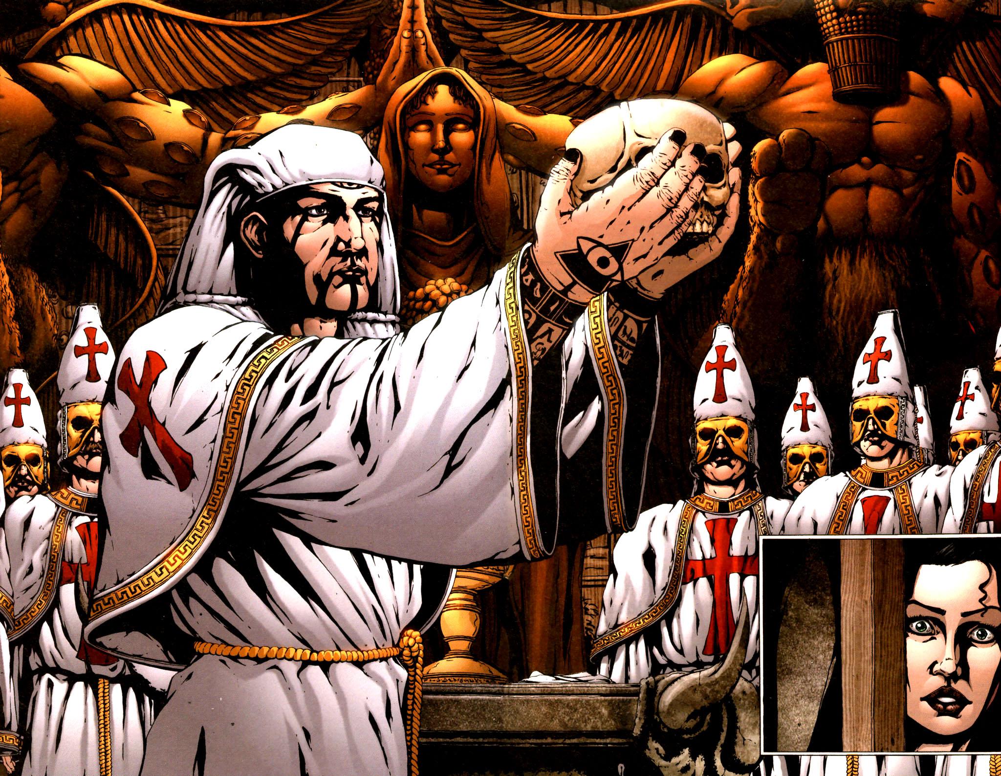 Read online Rex Mundi comic -  Issue #9 - 24