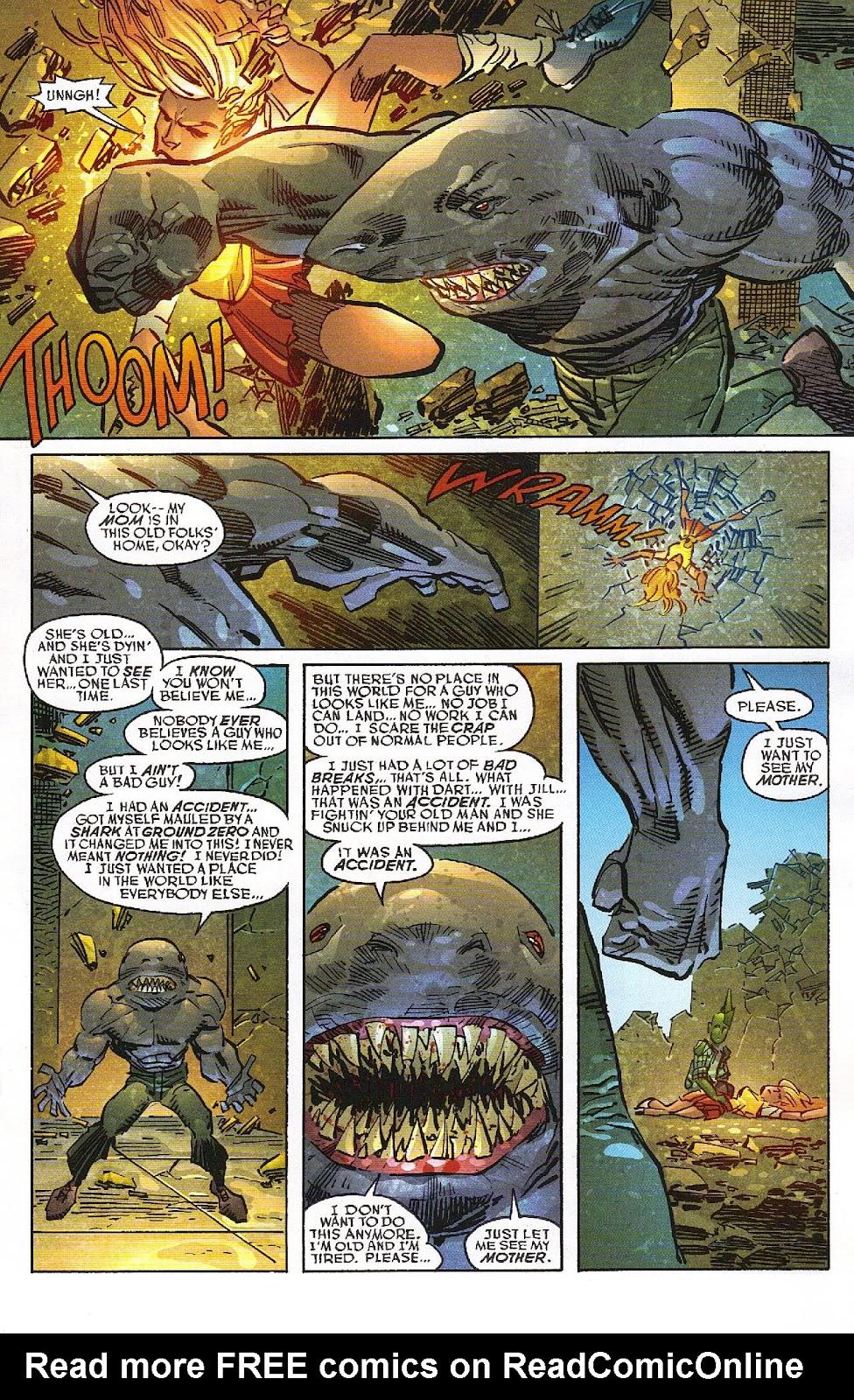 The Savage Dragon (1993) Issue #151 #154 - English 17