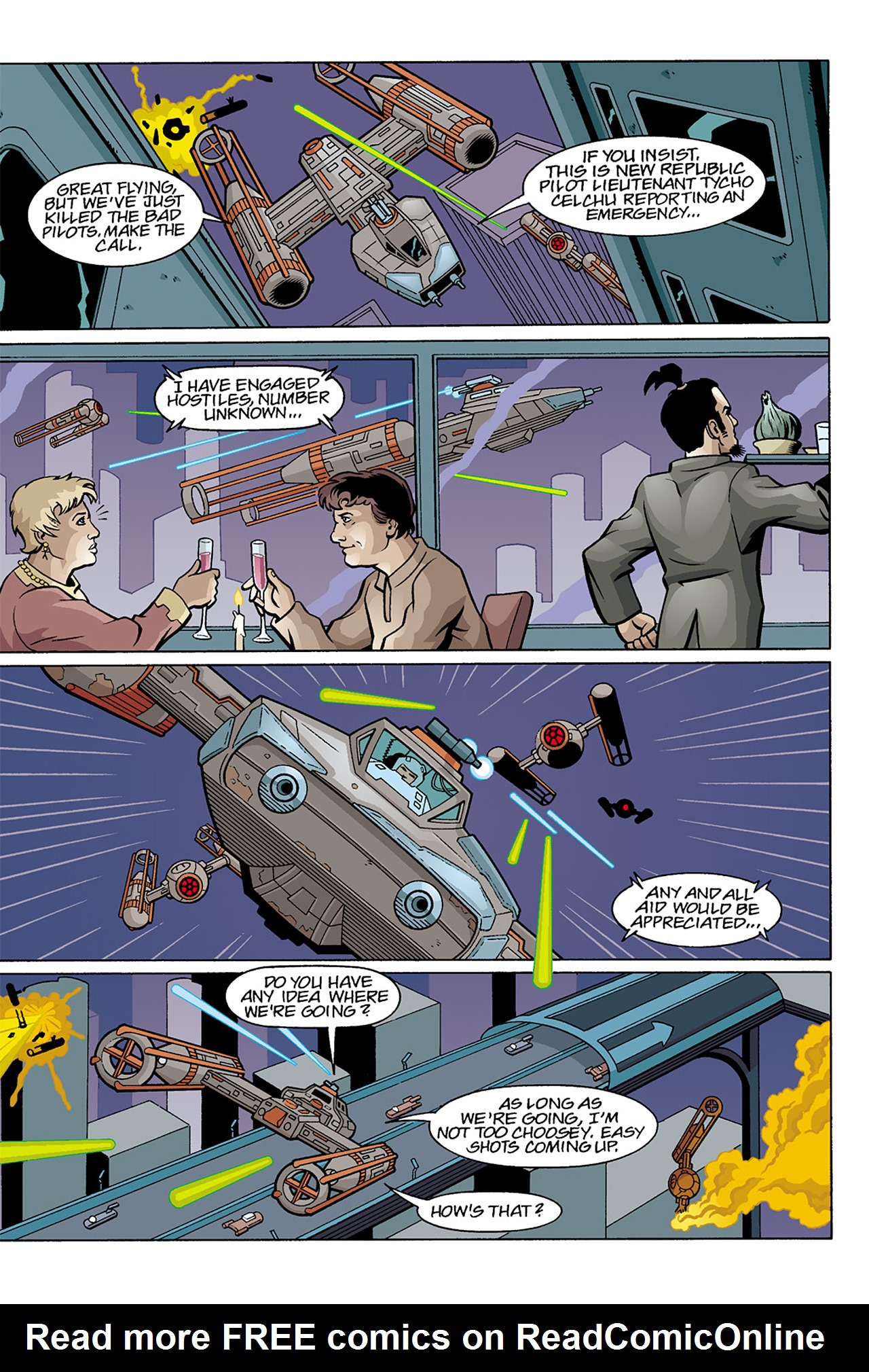 Read online Star Wars Omnibus comic -  Issue # Vol. 3 - 240